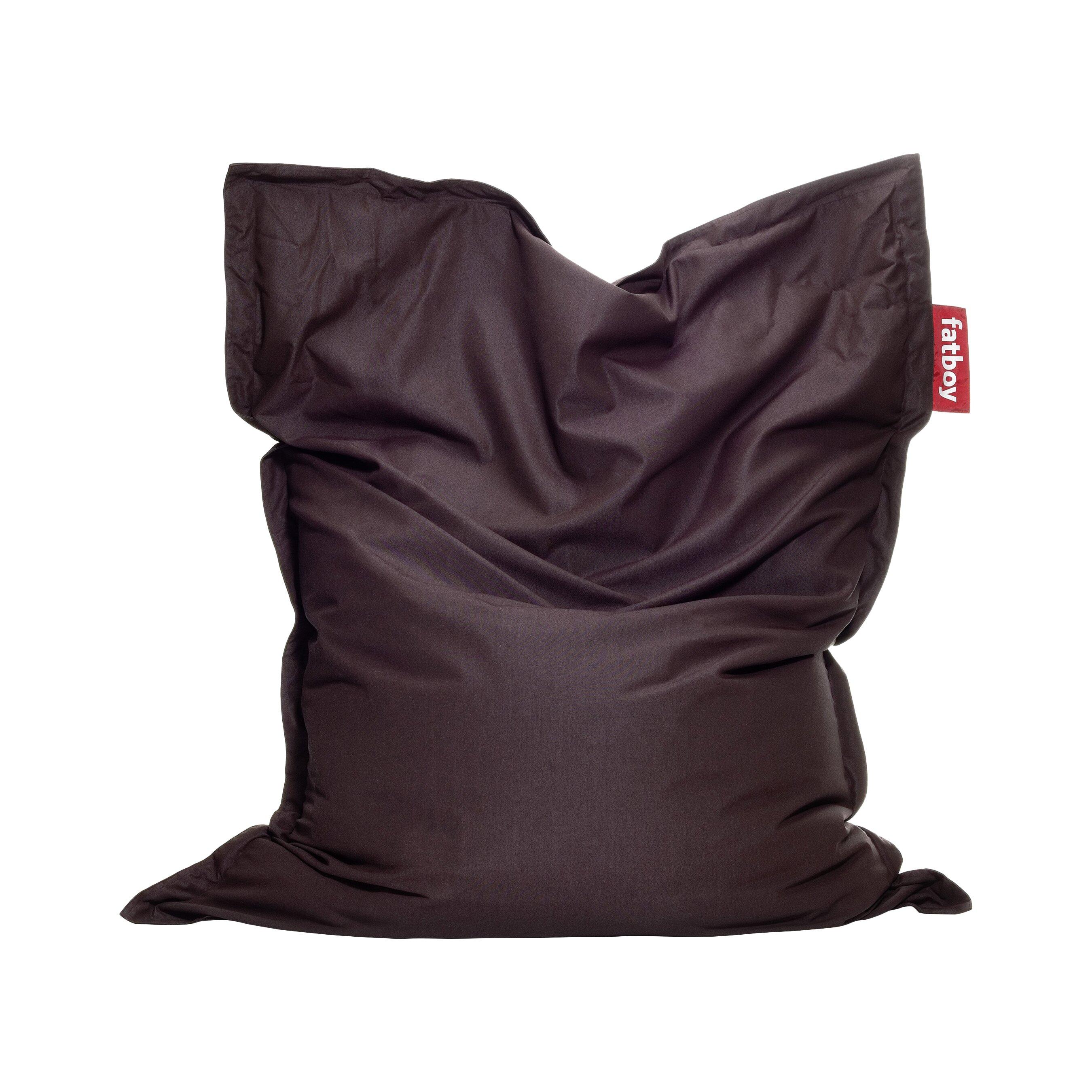 fatboy original outdoor bean bag lounger reviews wayfair. Black Bedroom Furniture Sets. Home Design Ideas