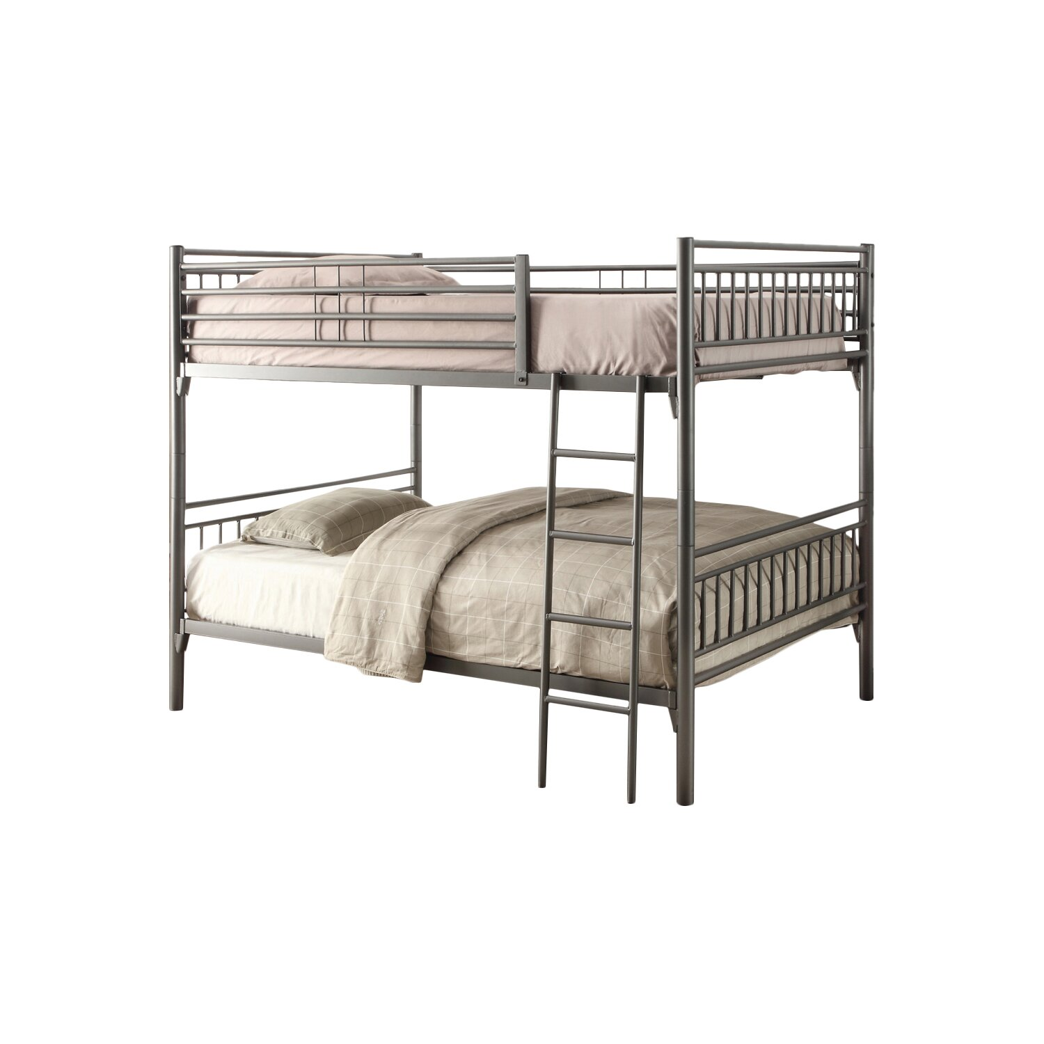 Hazelwood Home Full Over Full Bunk Bed & Reviews