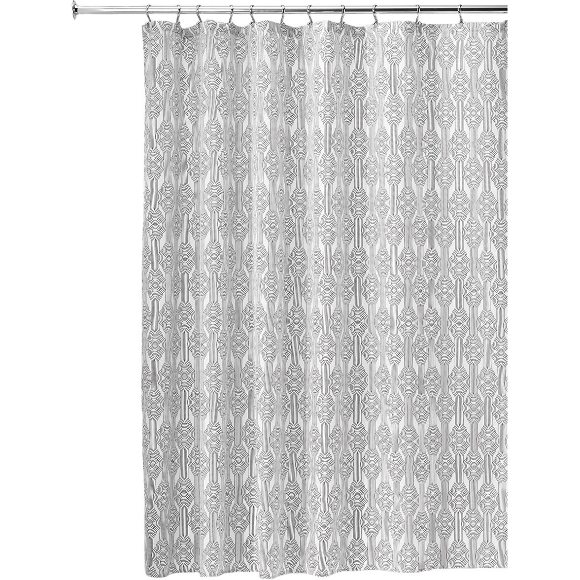 Interdesign Iris Shower Curtain Wayfair