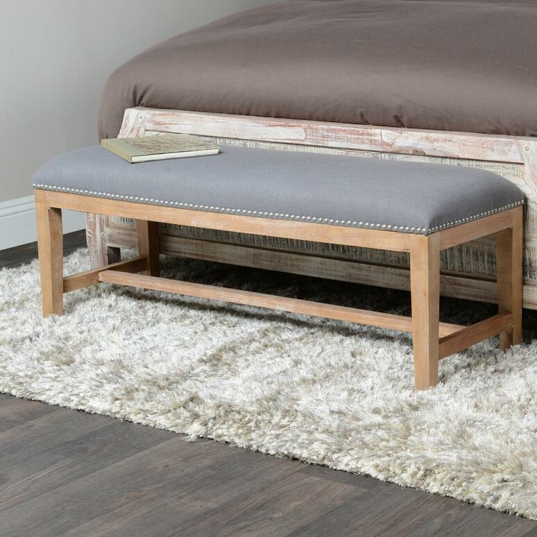 Classic home janelle upholstered entryway bench reviews for Classic homes reviews