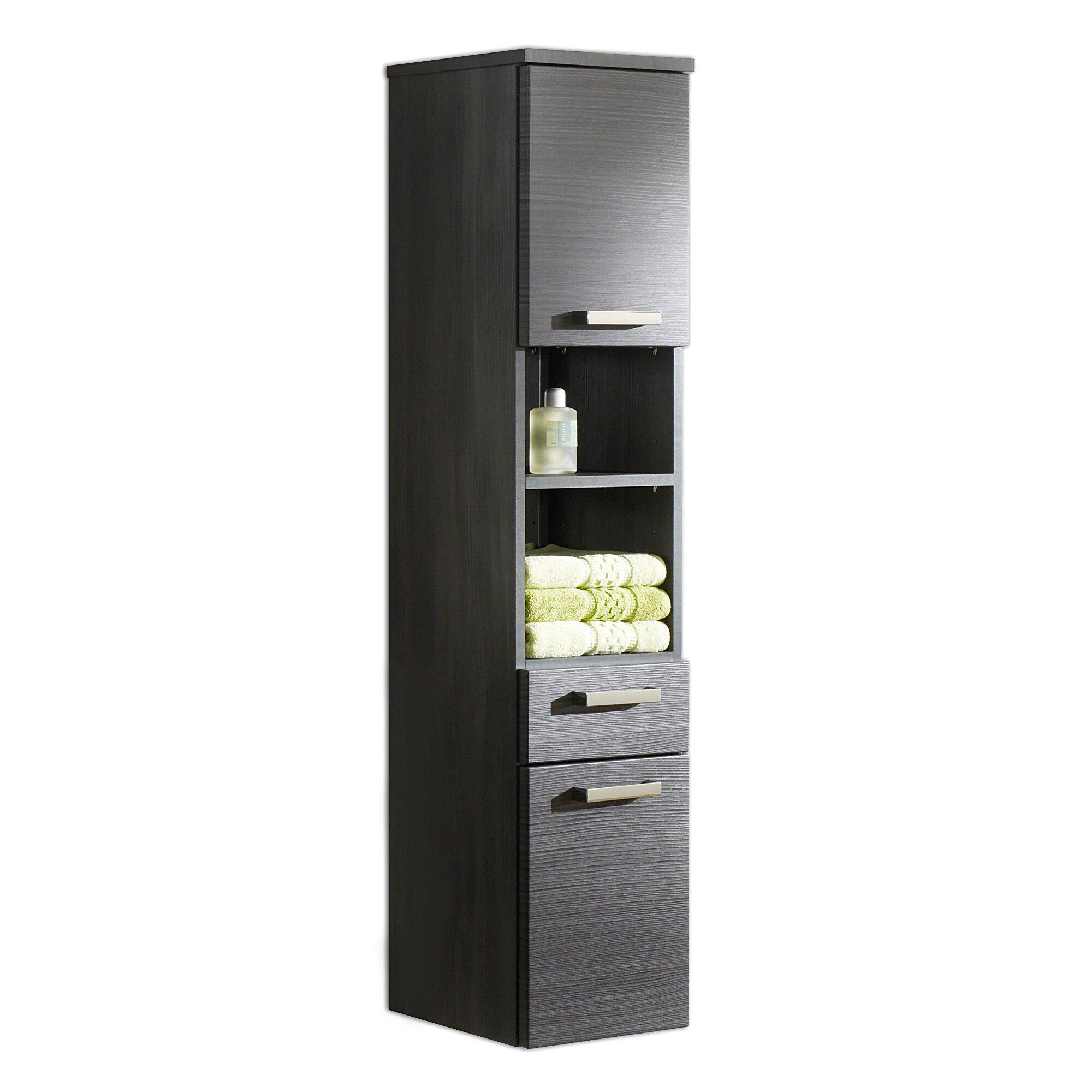 Posseik marano 30 x 135cm wall mounted cabinet reviews for 96 bathroom cabinets