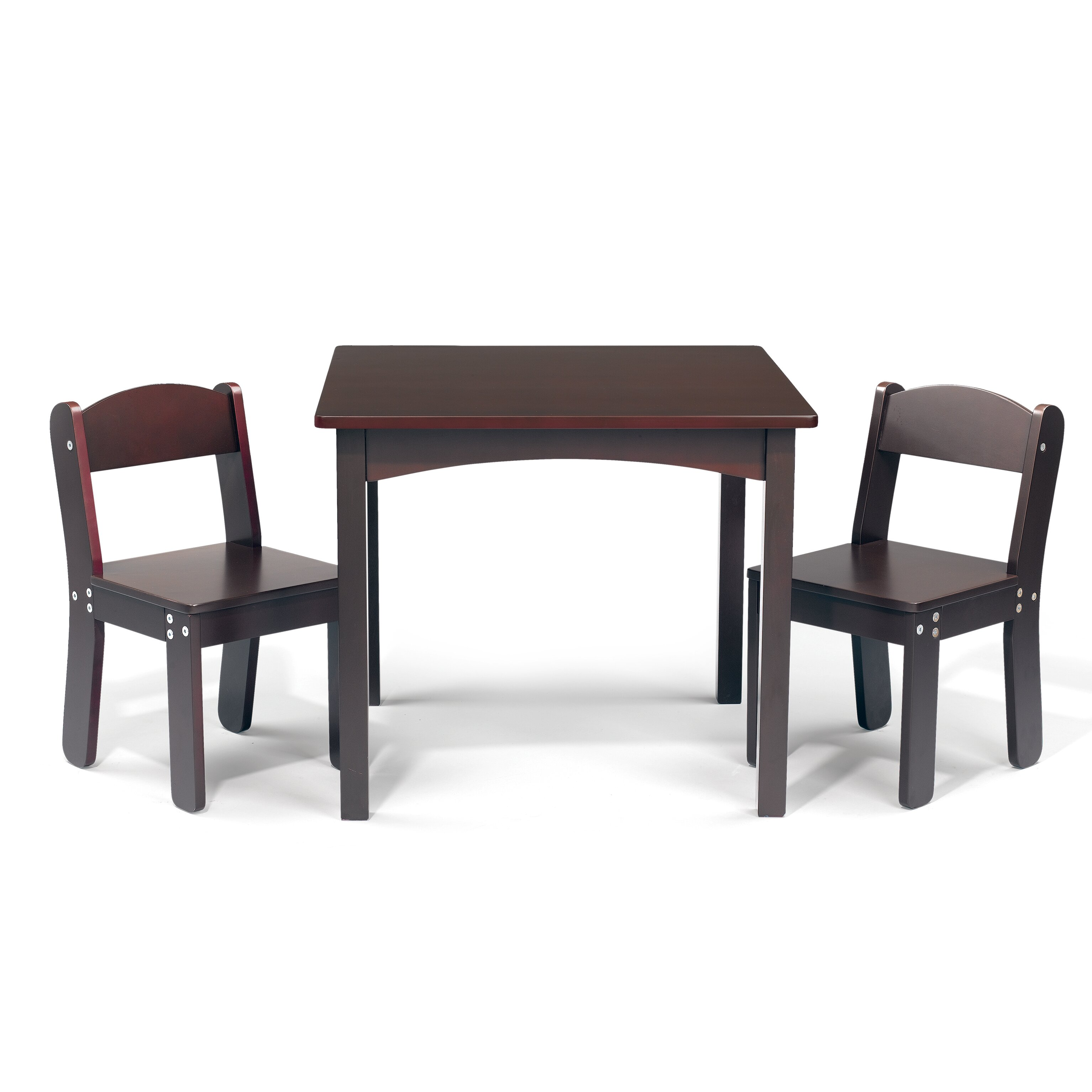 Sunnywood Wonkawoo Deluxe Children 39 S 3 Piece Table And