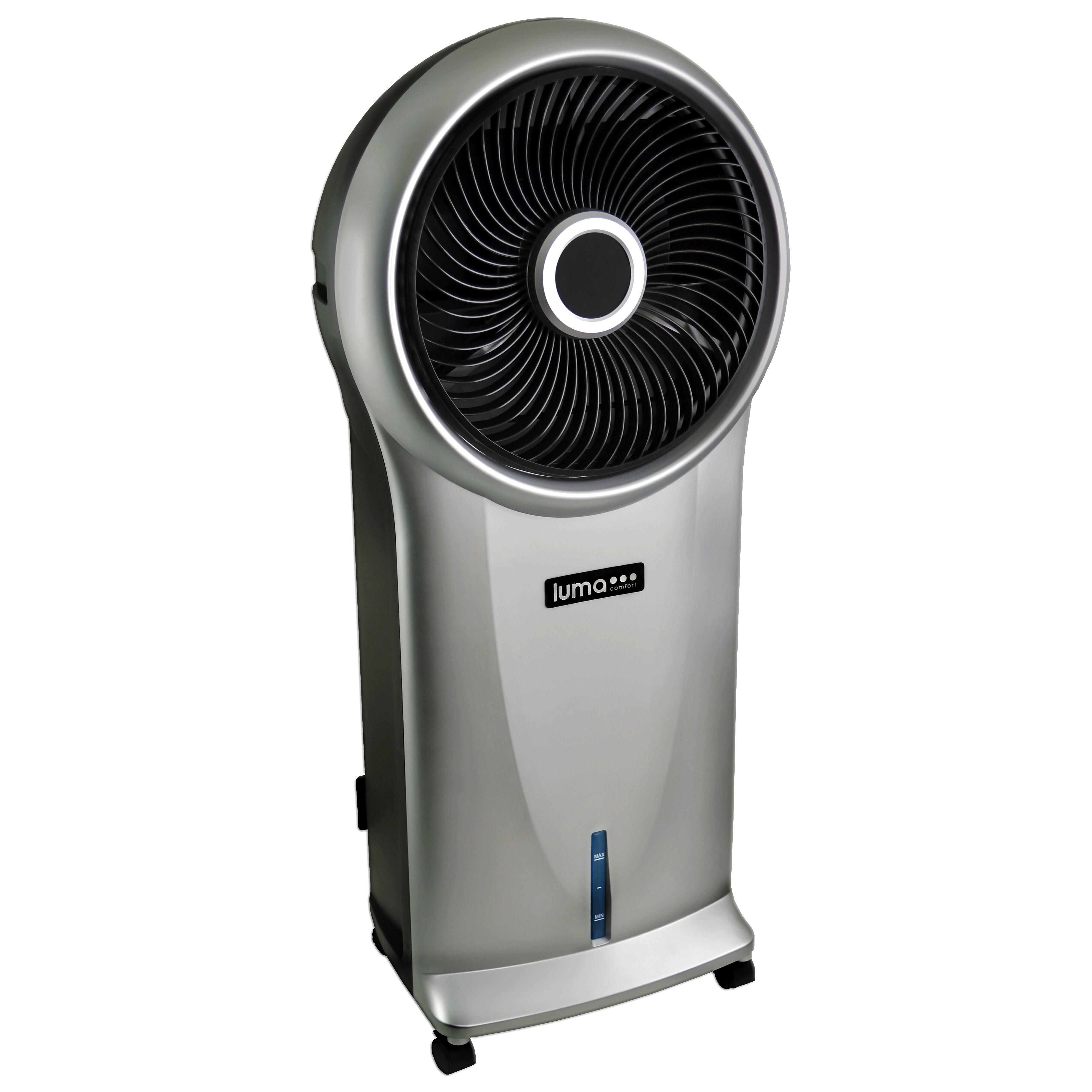 Luma Comfort Portable Evaporative Cooler & Reviews Wayfair Supply #394B5E