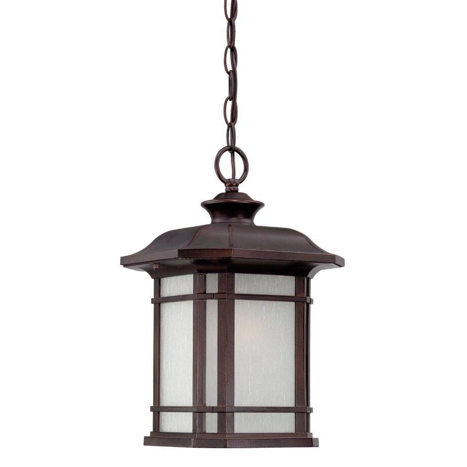 Wayfair Outdoor Hanging Lights: Acclaim Lighting Somerset 1 Light Outdoor Hanging Lantern