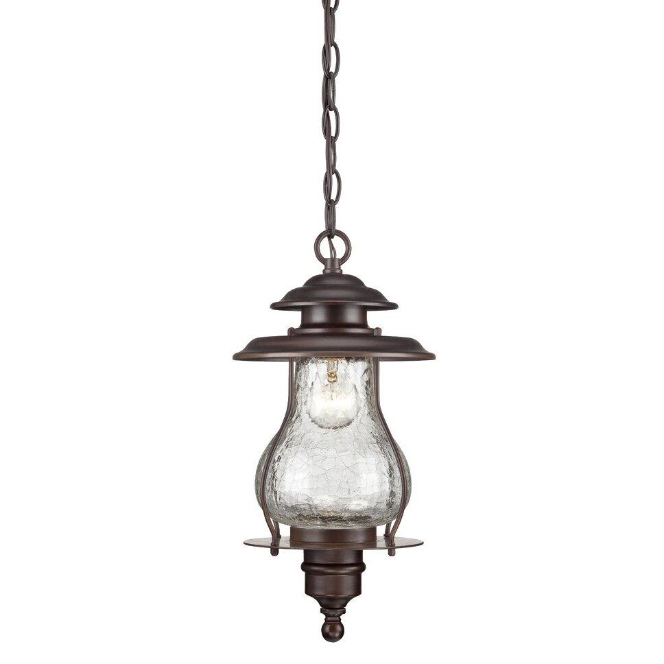 Wayfair Outdoor Hanging Lights: Acclaim Lighting Blue Ridge 1 Light Outdoor Hanging