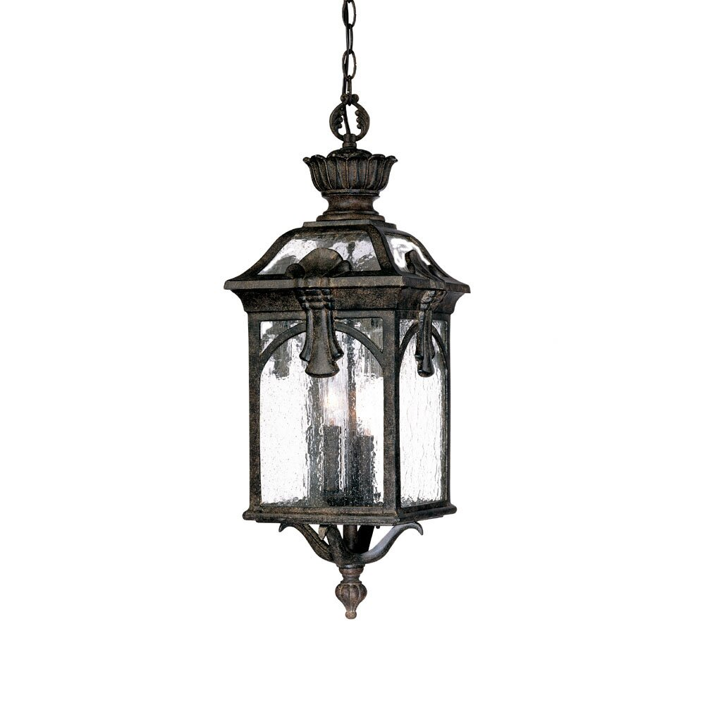 Wayfair Lights: Acclaim Lighting Belmont 3 Light Outdoor Hanging Lantern