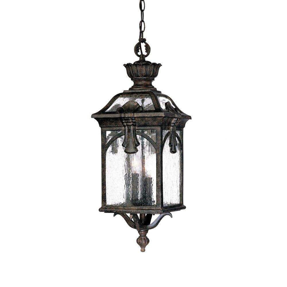 acclaim lighting belmont 3 light outdoor hanging lantern reviews wayfair