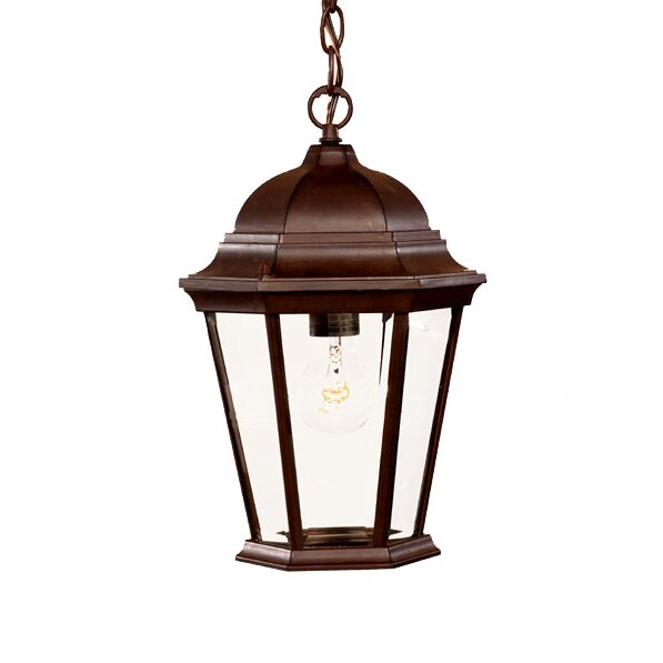 Acclaim Lighting Richmond 1 Light Outdoor Hanging Lantern