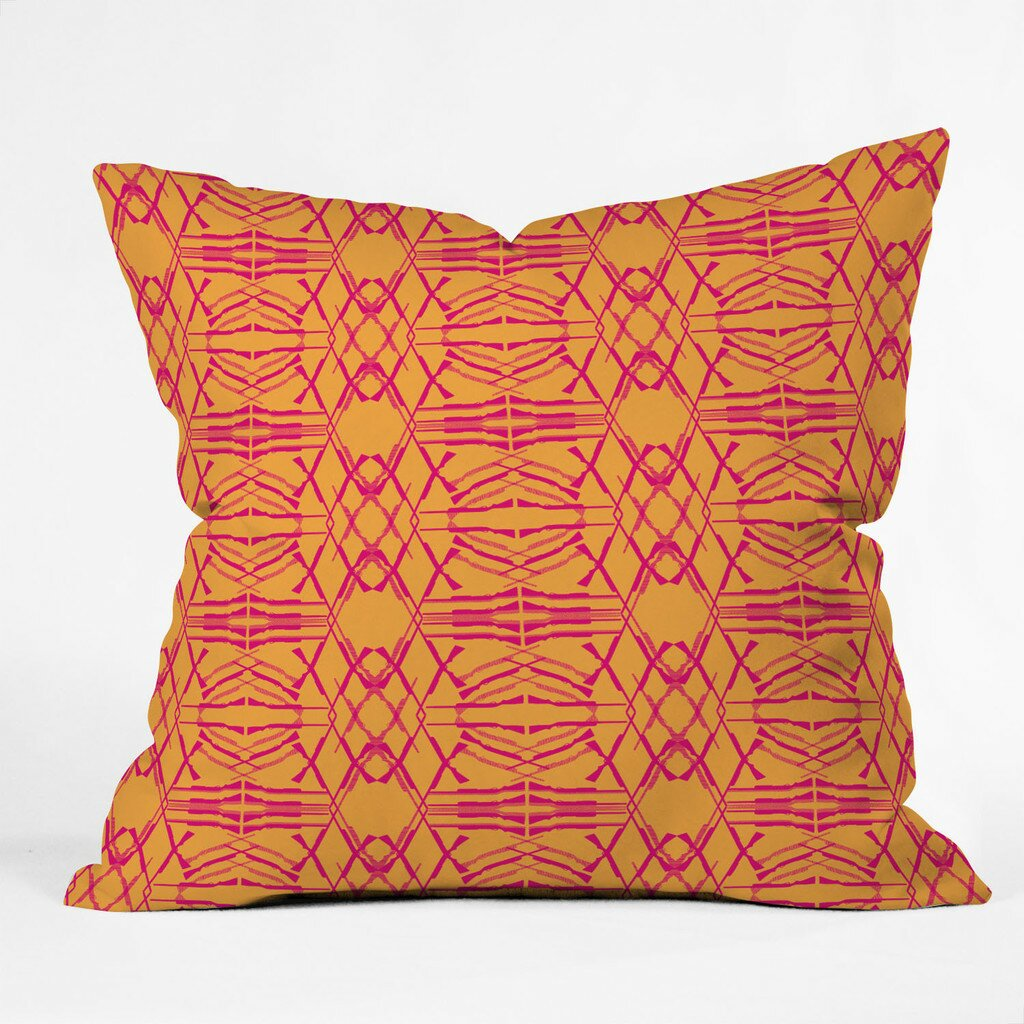 Decorative Pillows With States : DENY Designs State Throw Pillow & Reviews Wayfair