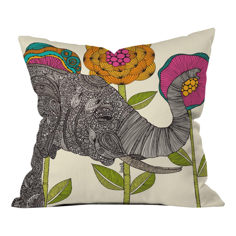 Designs Of Throw Pillow : DENY Designs Valentina Ramos Aaron Indoor/Outdoor Throw Pillow & Reviews Wayfair