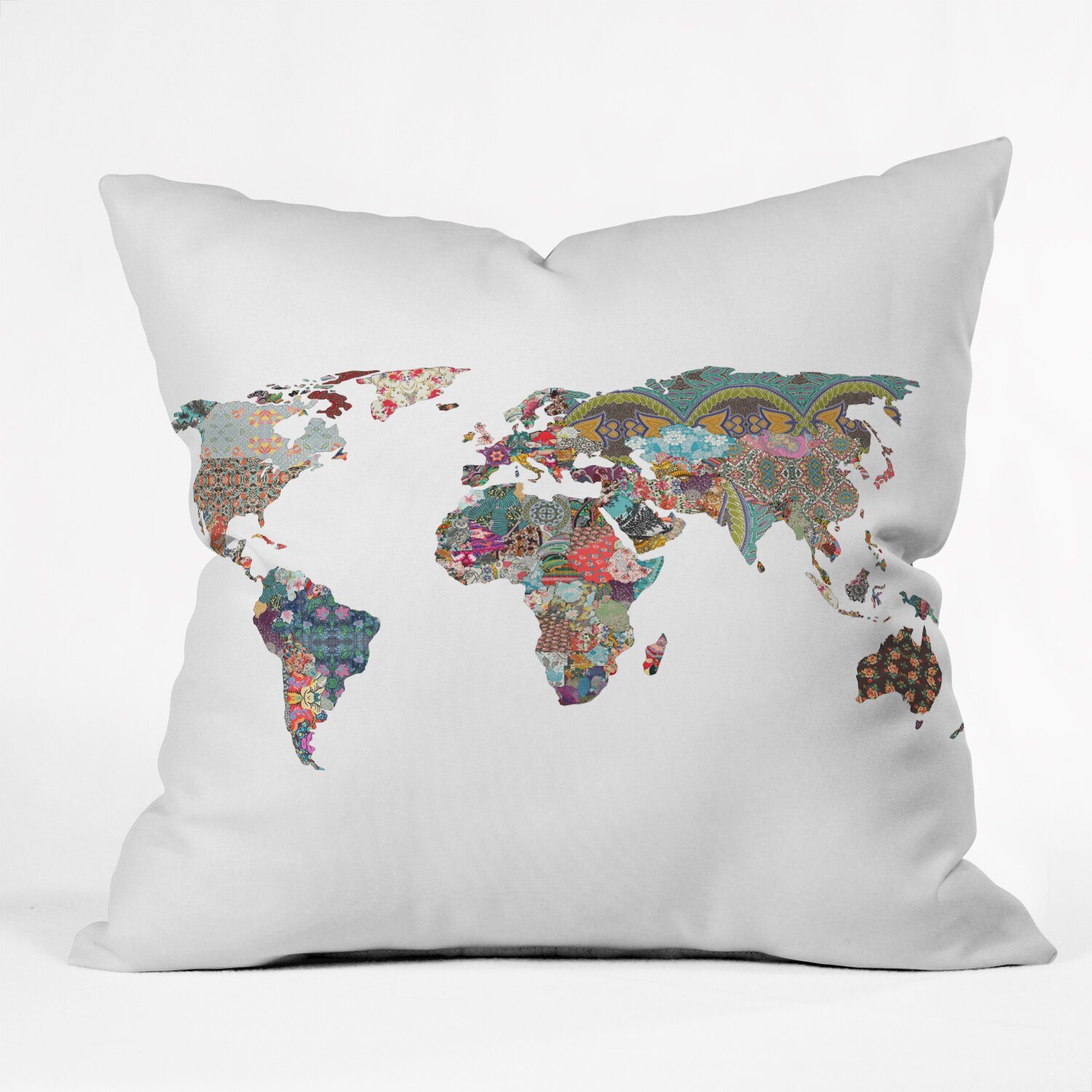 DENY Designs Bianca Green Louis Armstrong Told Us So Throw Pillow & Reviews Wayfair