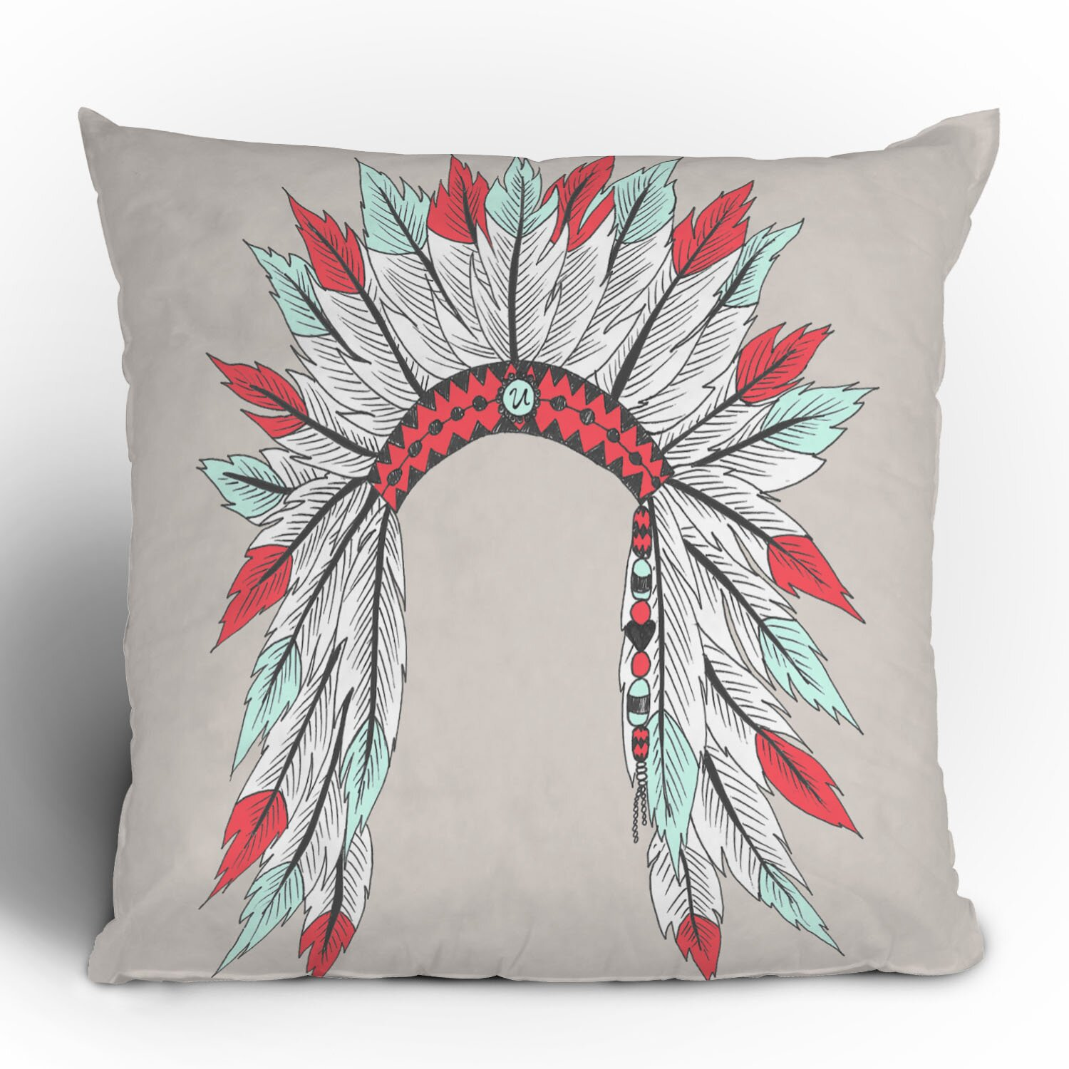 Decorative Pillows With Bird Design : DENY Designs Wesley Bird Dressy Throw Pillow & Reviews Wayfair