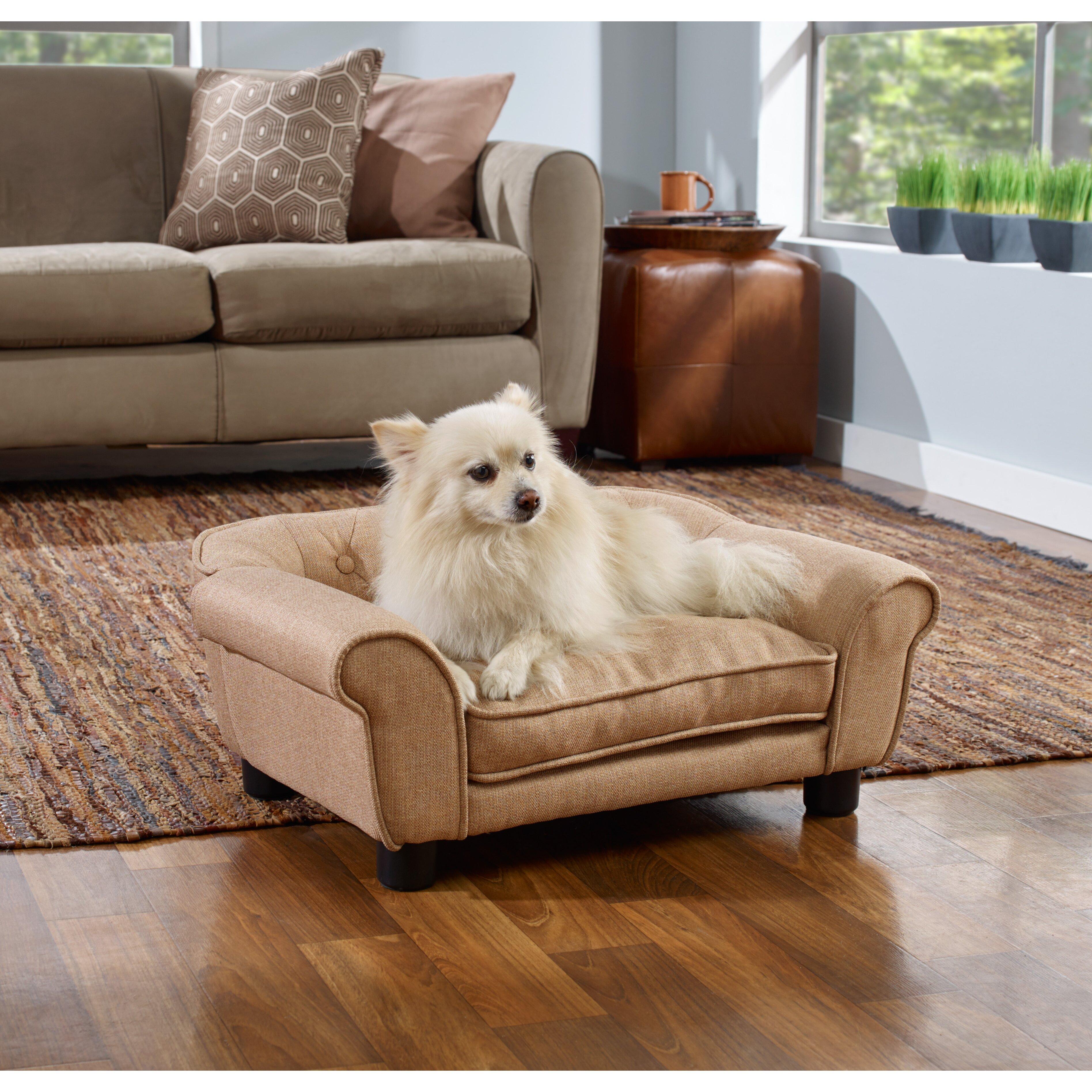 Enchanted Home Pet Sydney Sofa Dog Bed Reviews Wayfair