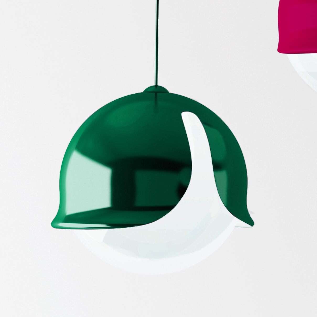 Innermost Snowdrop Globe Pendant Wayfair Uk