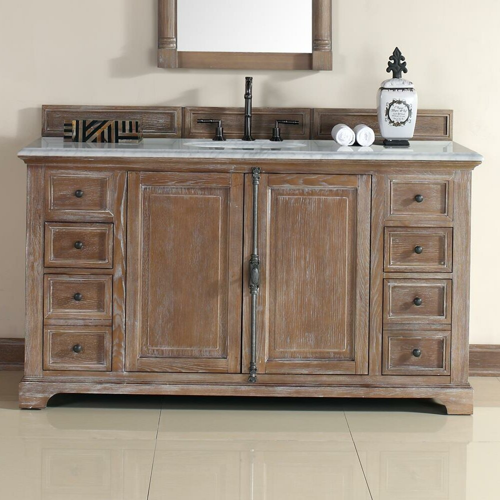 Luxury  Bathroom Vanity Driftwood By James Martin  Discount Bathroom