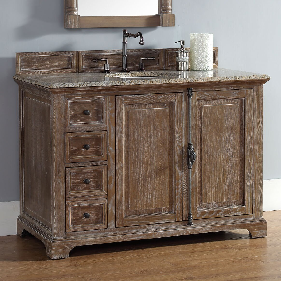 James Martin Furniture Providence 48 Single Cabinet Vanity Base Reviews Wayfair