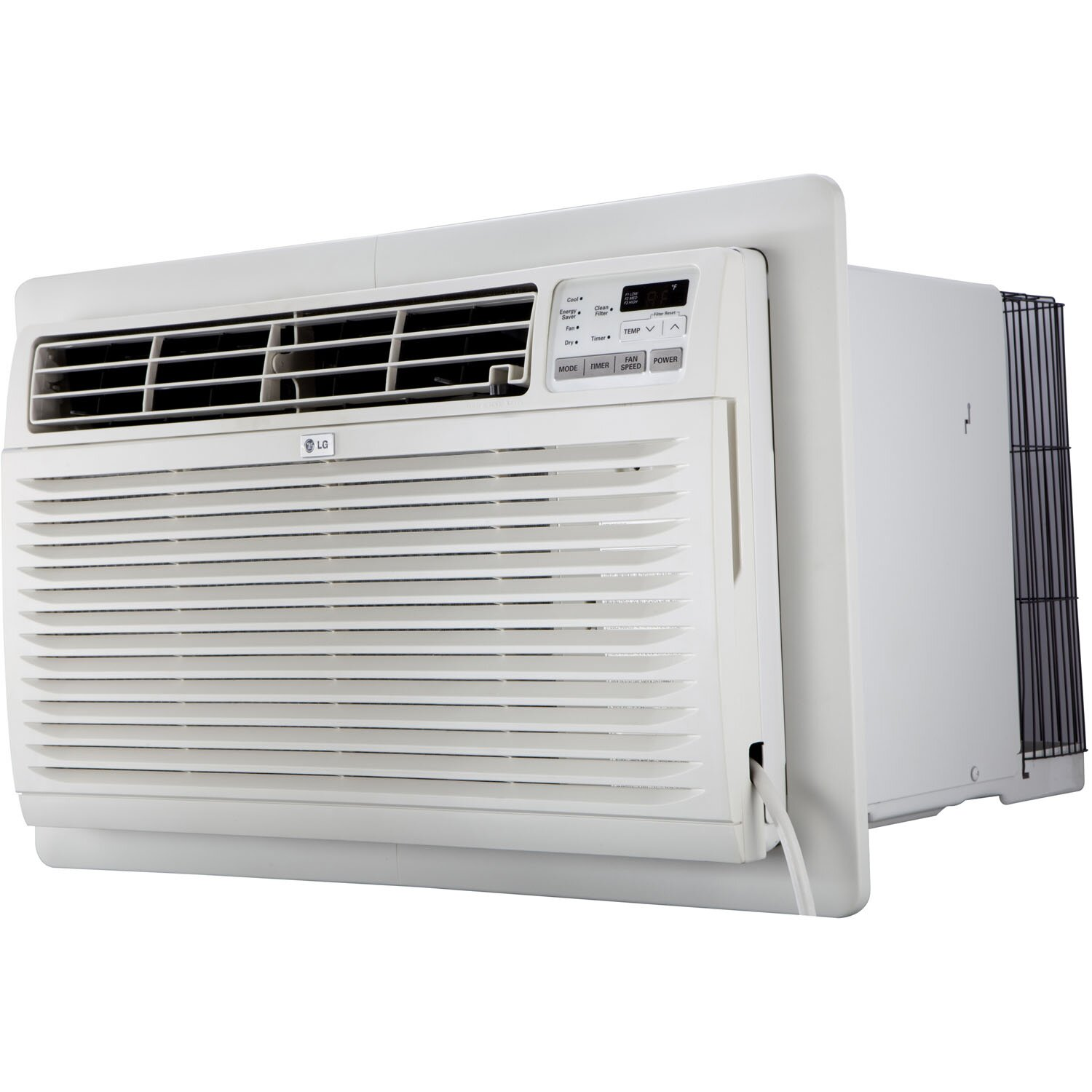 LG 9 800 BTU Energy Star Air Conditioner with Remote Wayfair #5D5B51