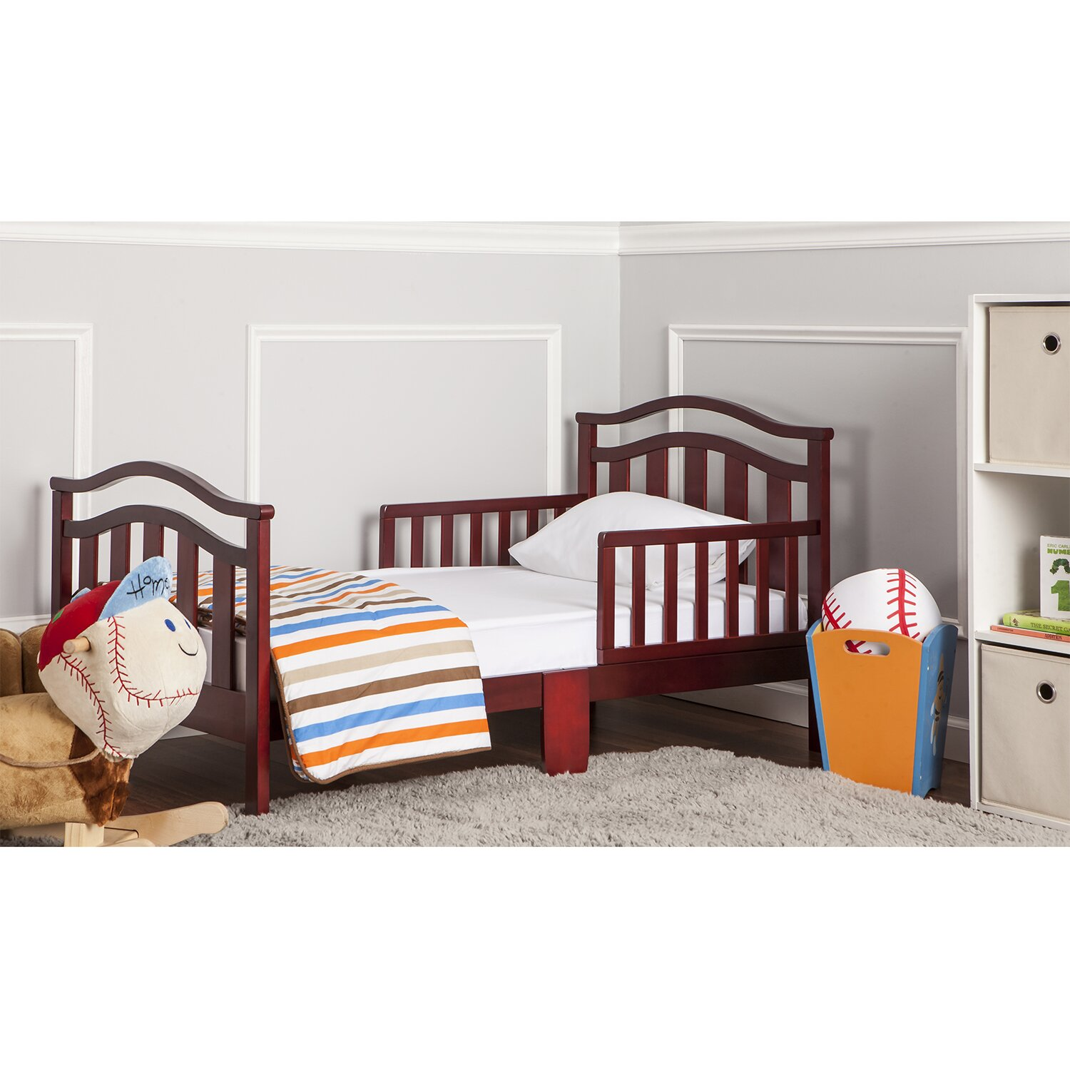 Dream On Me Full Size Bed Rails