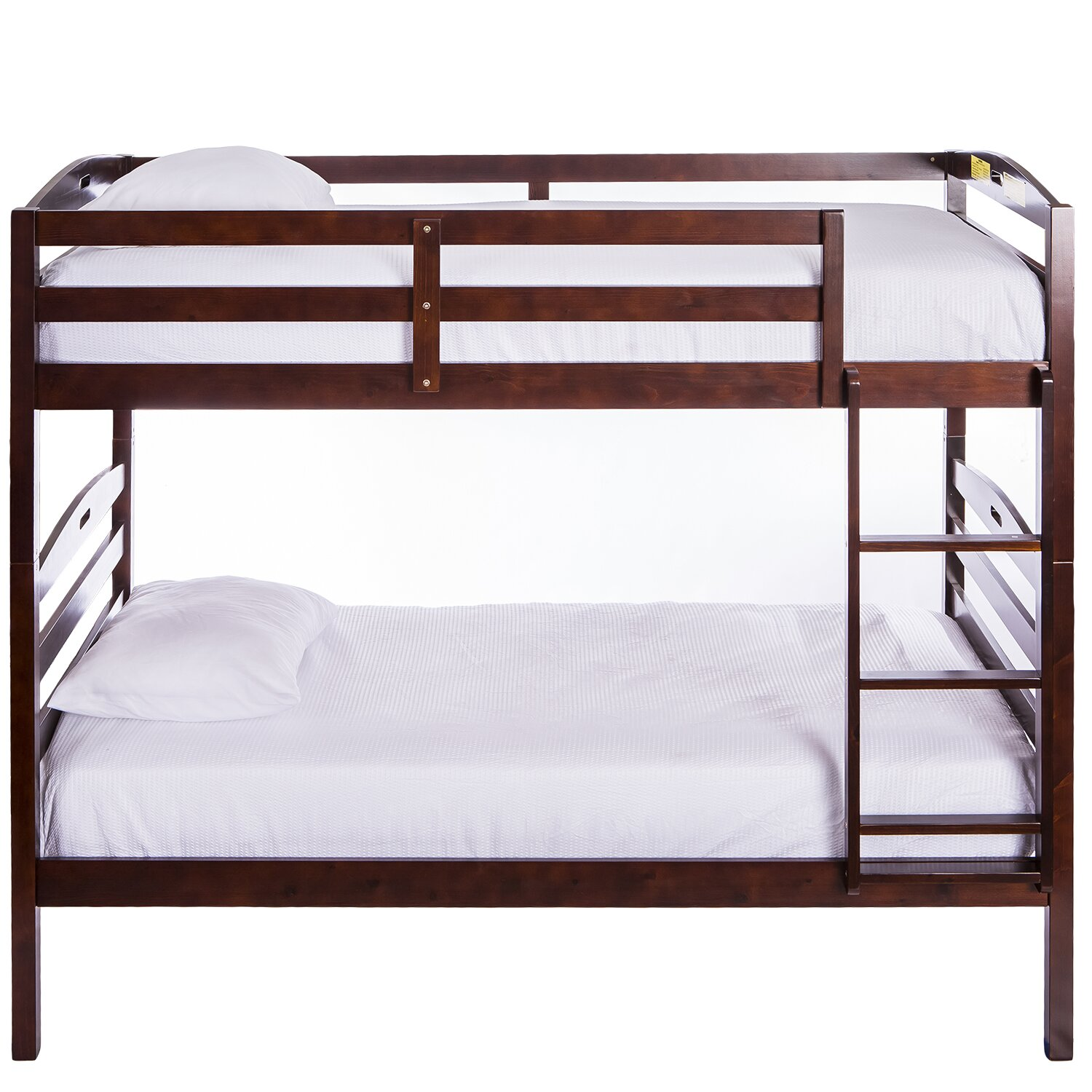 Dream On Me Nova 2 In 1 Twin Futon Bunk Bed Reviews Wayfair