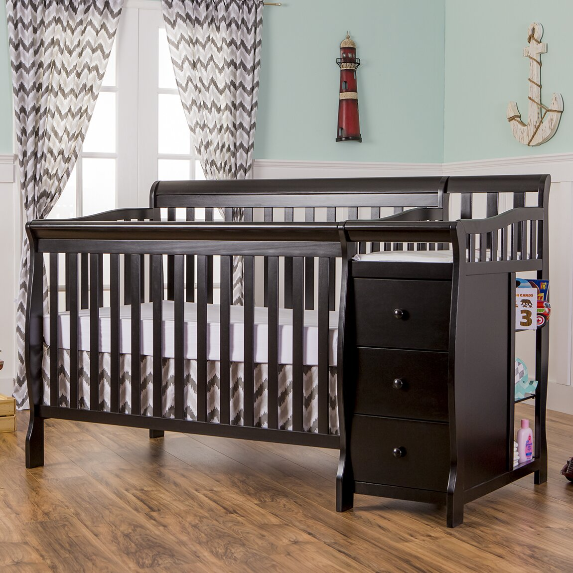 Dream on me brody 5 in 1 convertible crib reviews for 5 in 1 bed