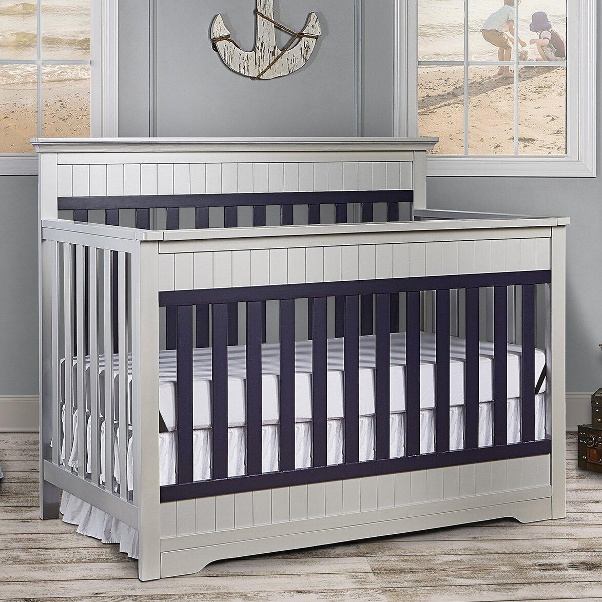 Dream On Me Chesapeake 5 In 1 Convertible Crib Amp Reviews
