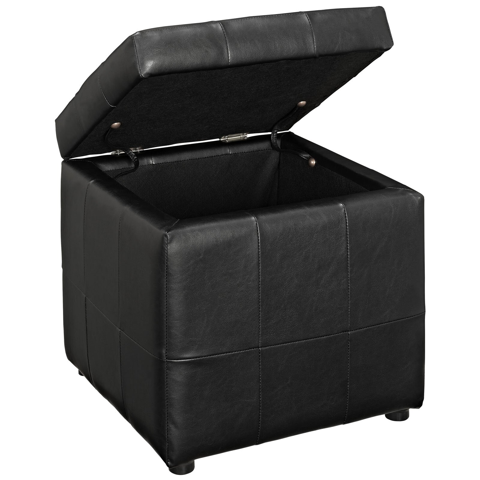 Modway Volt Storage Cube Ottoman Reviews Wayfair