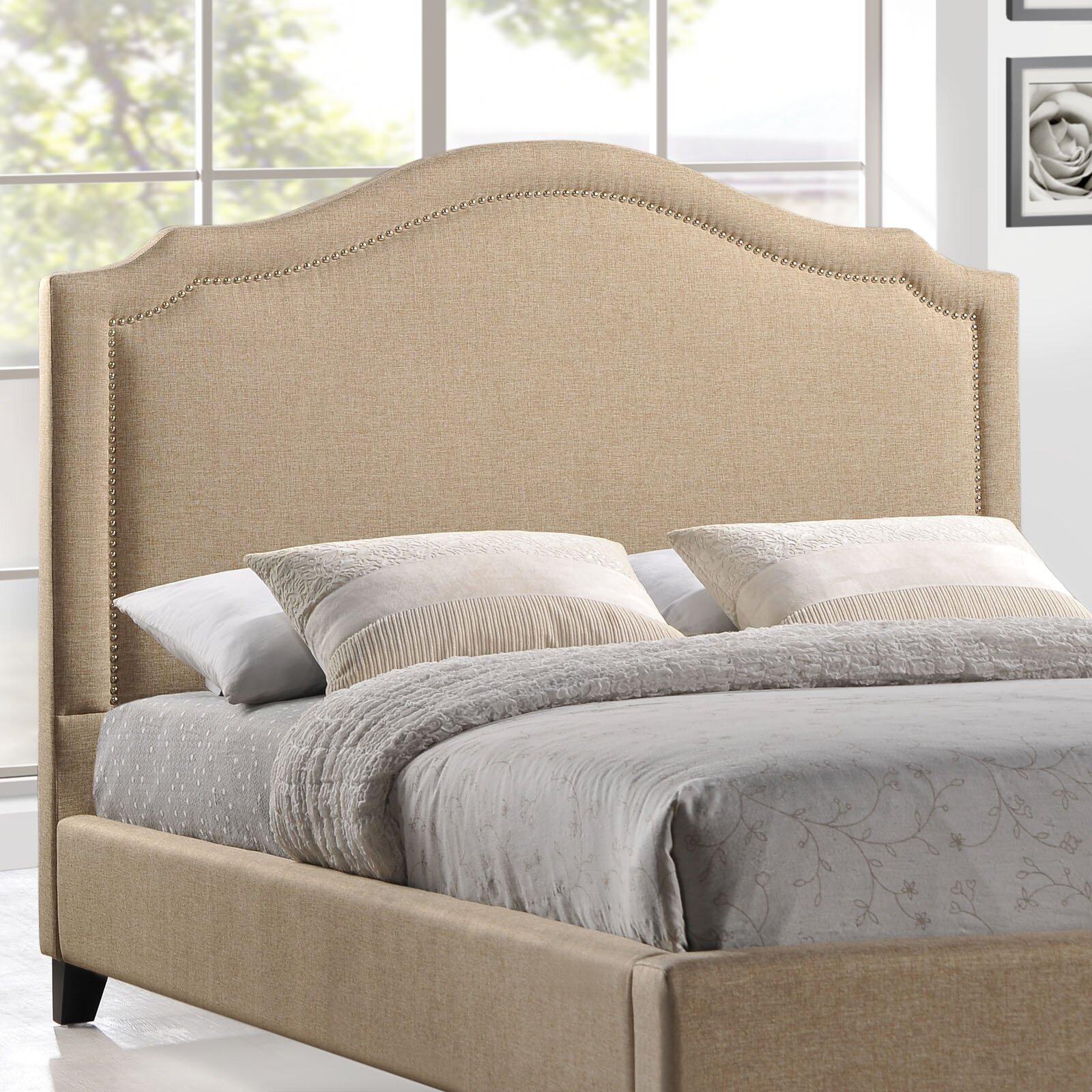 Modway Queen Upholstered Platform Bed Amp Reviews Wayfair