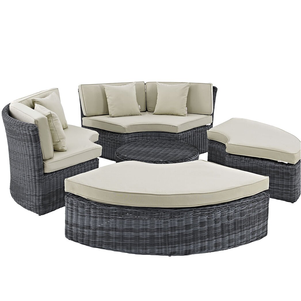 Https Www Wayfair Com Modway Summon Daybed With Cushions Fow3130 Html