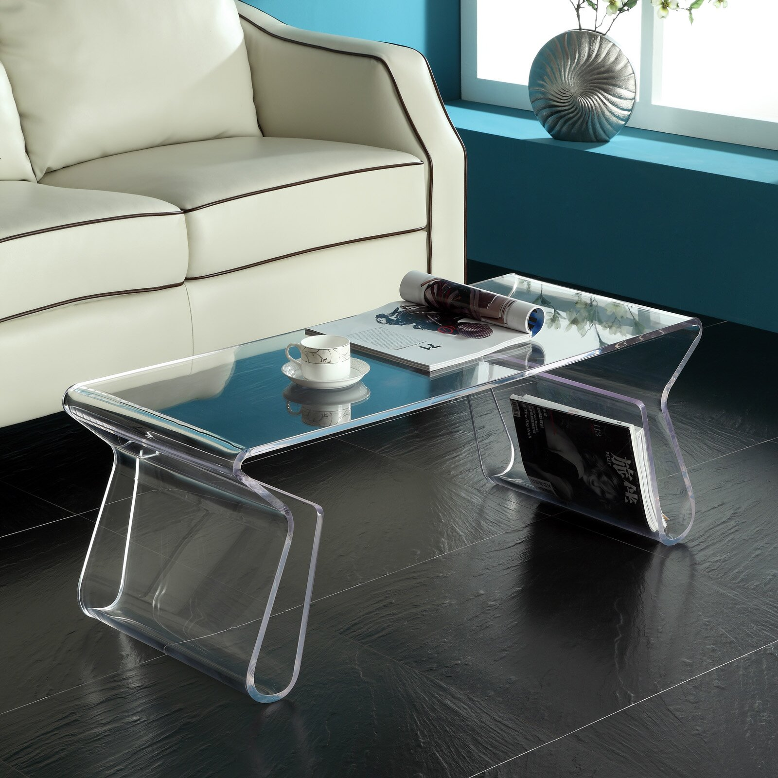 Modway Journal Coffee Table & Reviews