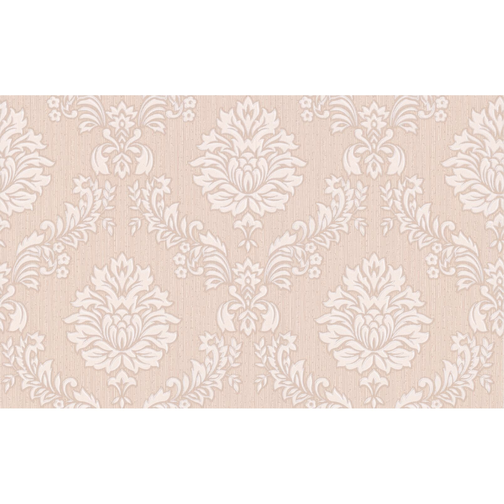Graham brown costello 10m l x 52cm w damask roll for Graham and brown bathroom wallpaper