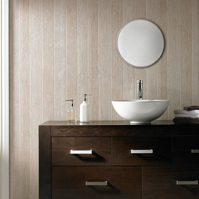 Graham brown kitchen bathroom 10m l x 64cm w wood 3d for Graham and brown bathroom wallpaper