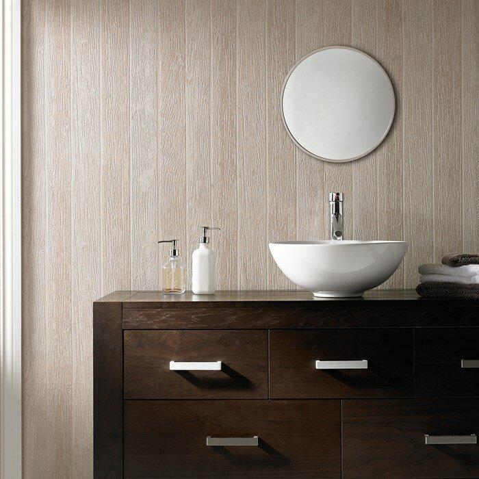 Graham Brown Kitchen Bathroom Wallpaper: Graham & Brown Kitchen & Bathroom 10m L X 64cm W Wood 3D
