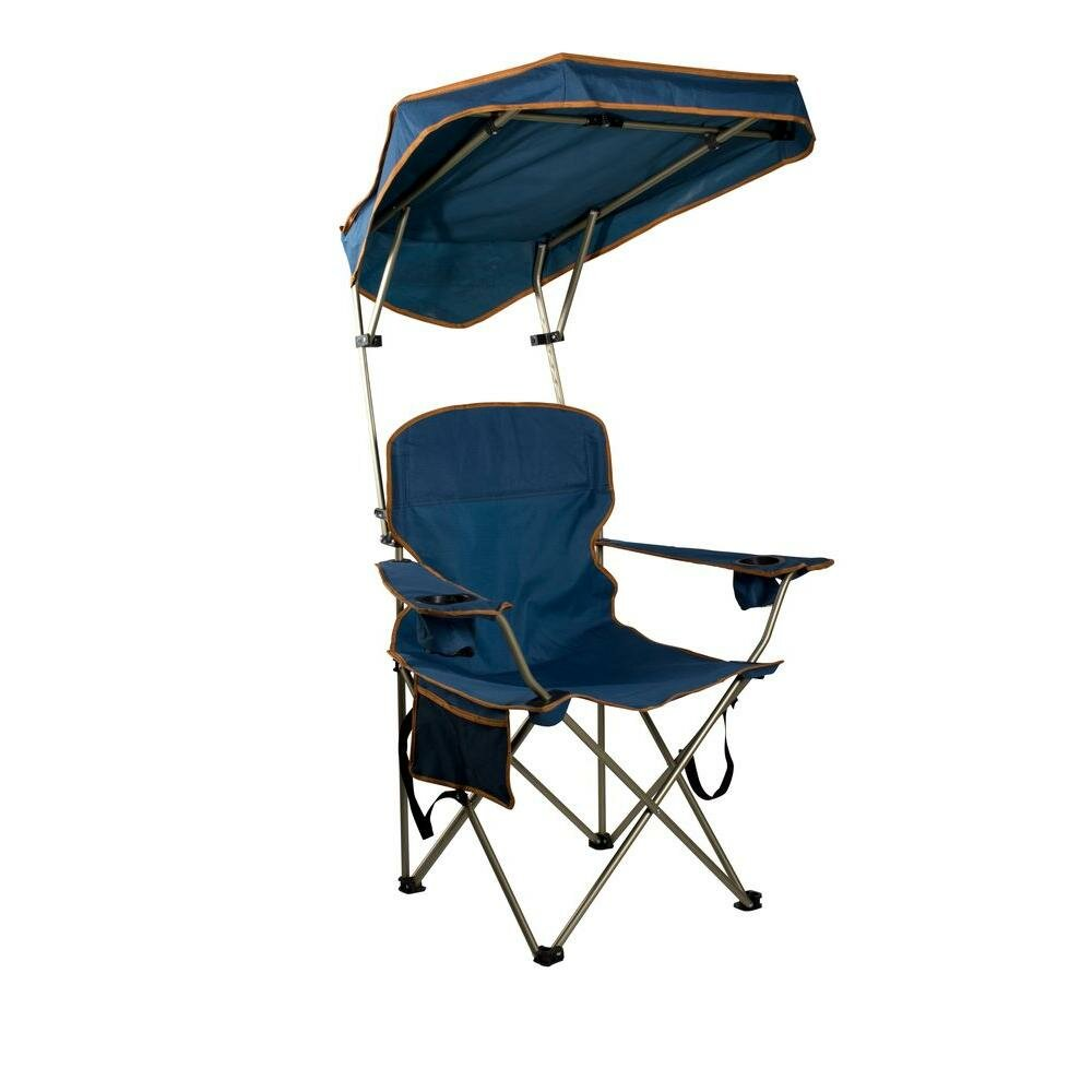 Bravo Sports Quik Max Shade Folding Camp Chair & Reviews ...