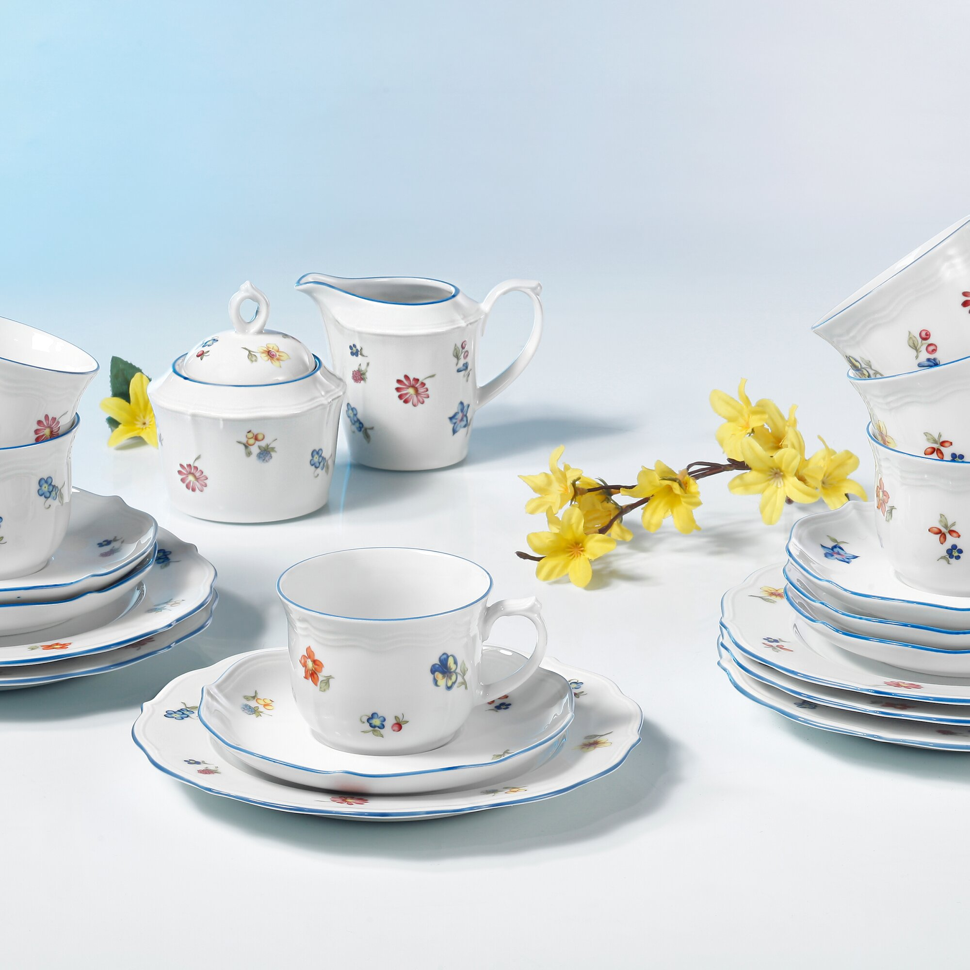 Seltmann Weiden Service : seltmann weiden sonate 20 piece porcelain coffee service set reviews wayfair uk ~ Whattoseeinmadrid.com Haus und Dekorationen