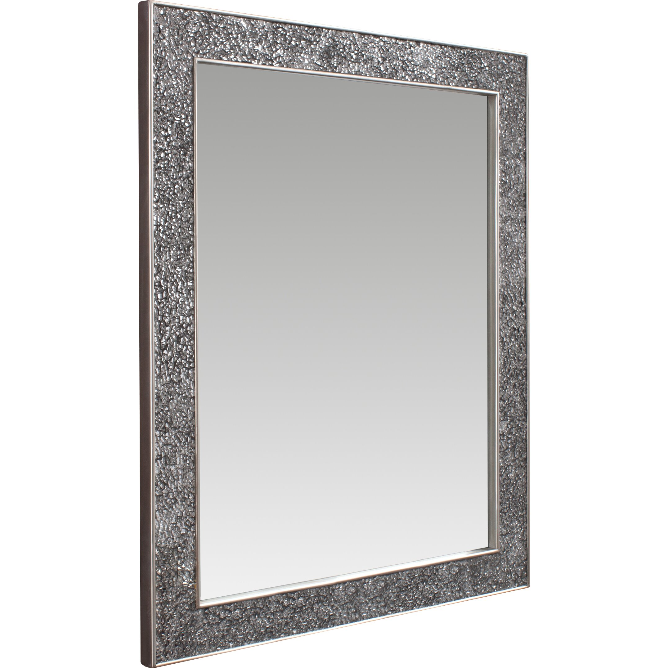 Gallery ritz wall mirror reviews wayfair uk for Mirror gallery wall