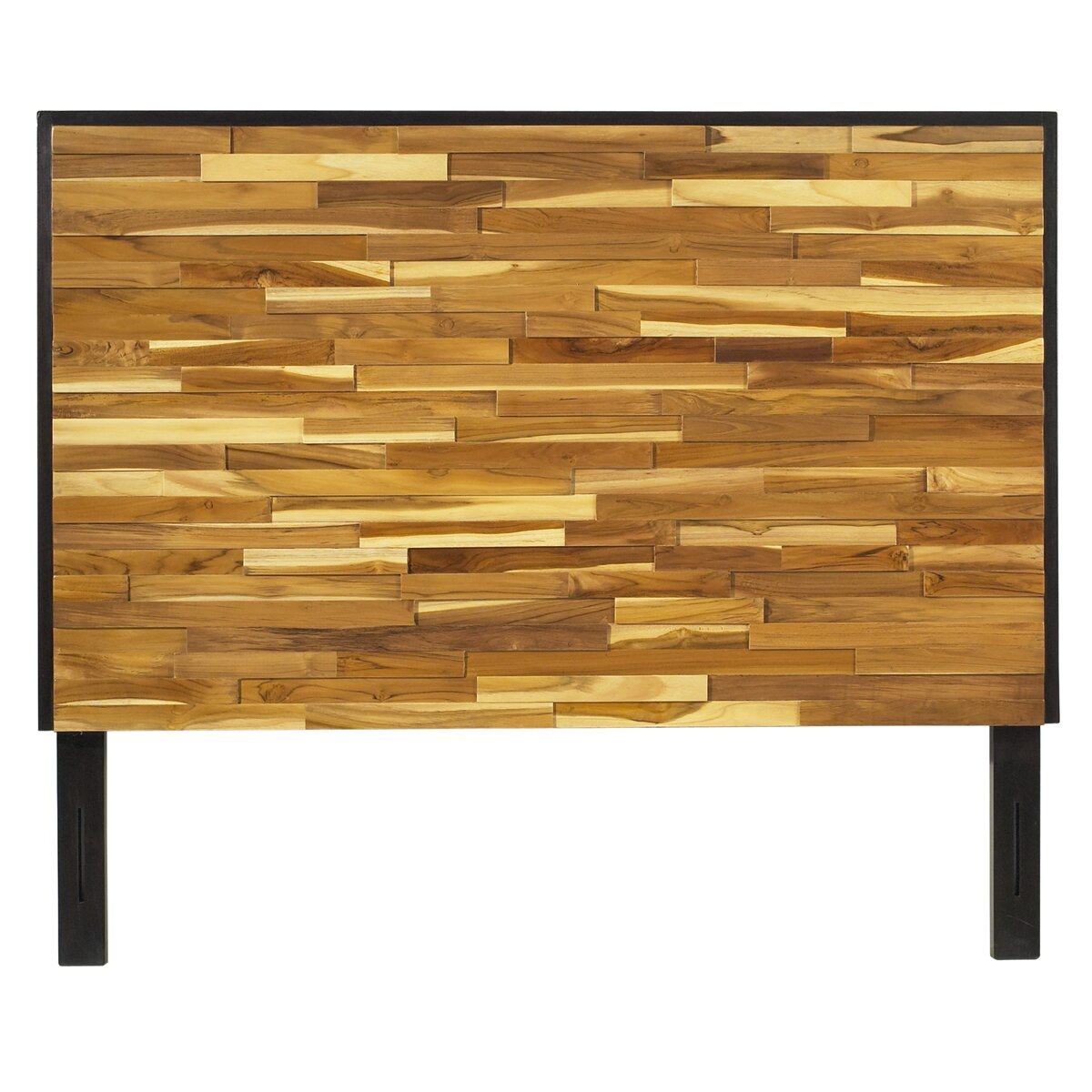 Wonderful image of Padmas Plantation Reclaimed Wood Headboard & Reviews Wayfair with #A97E22 color and 1200x1200 pixels