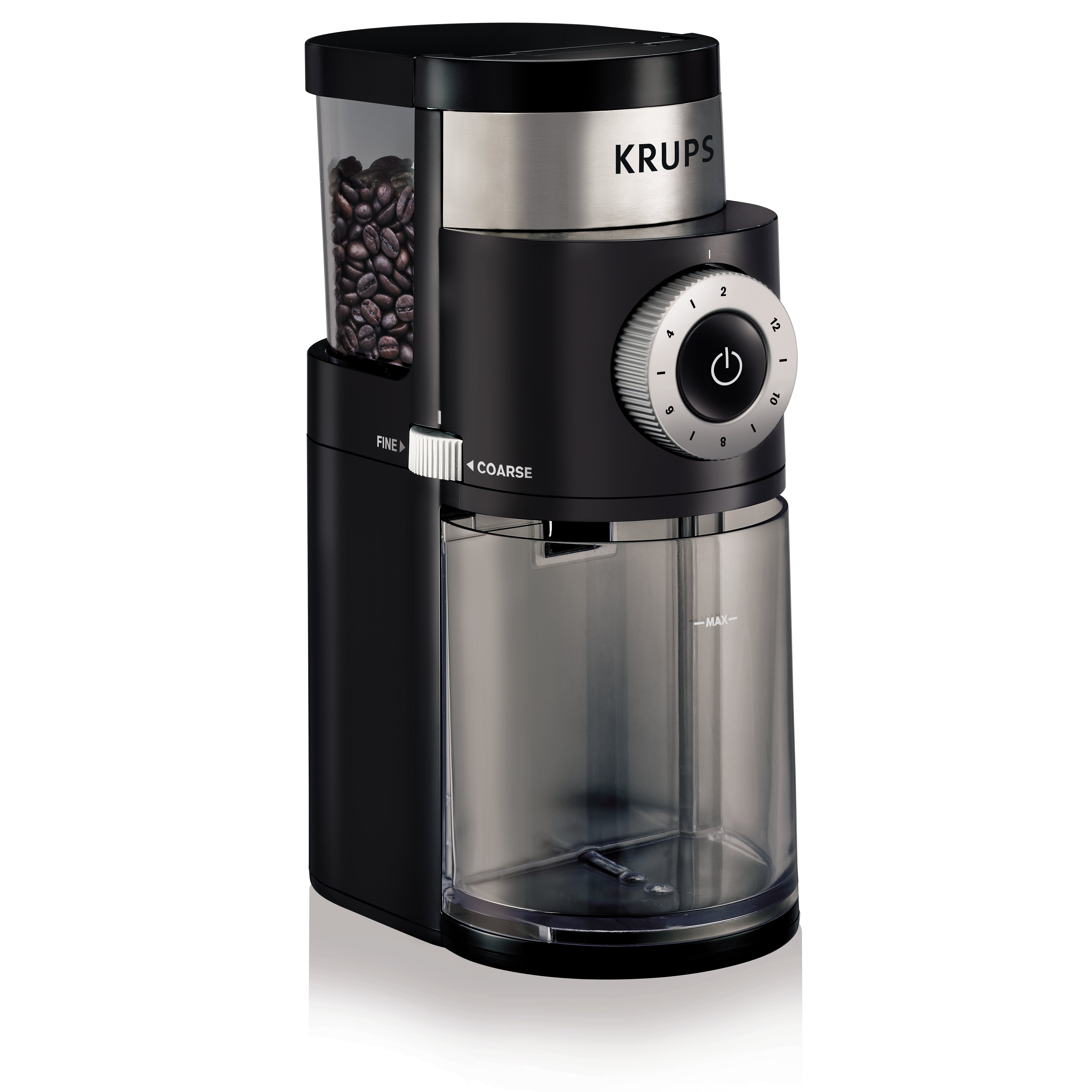 Krups Coffee Grinder ~ Krups professional burr black coffee grinder reviews