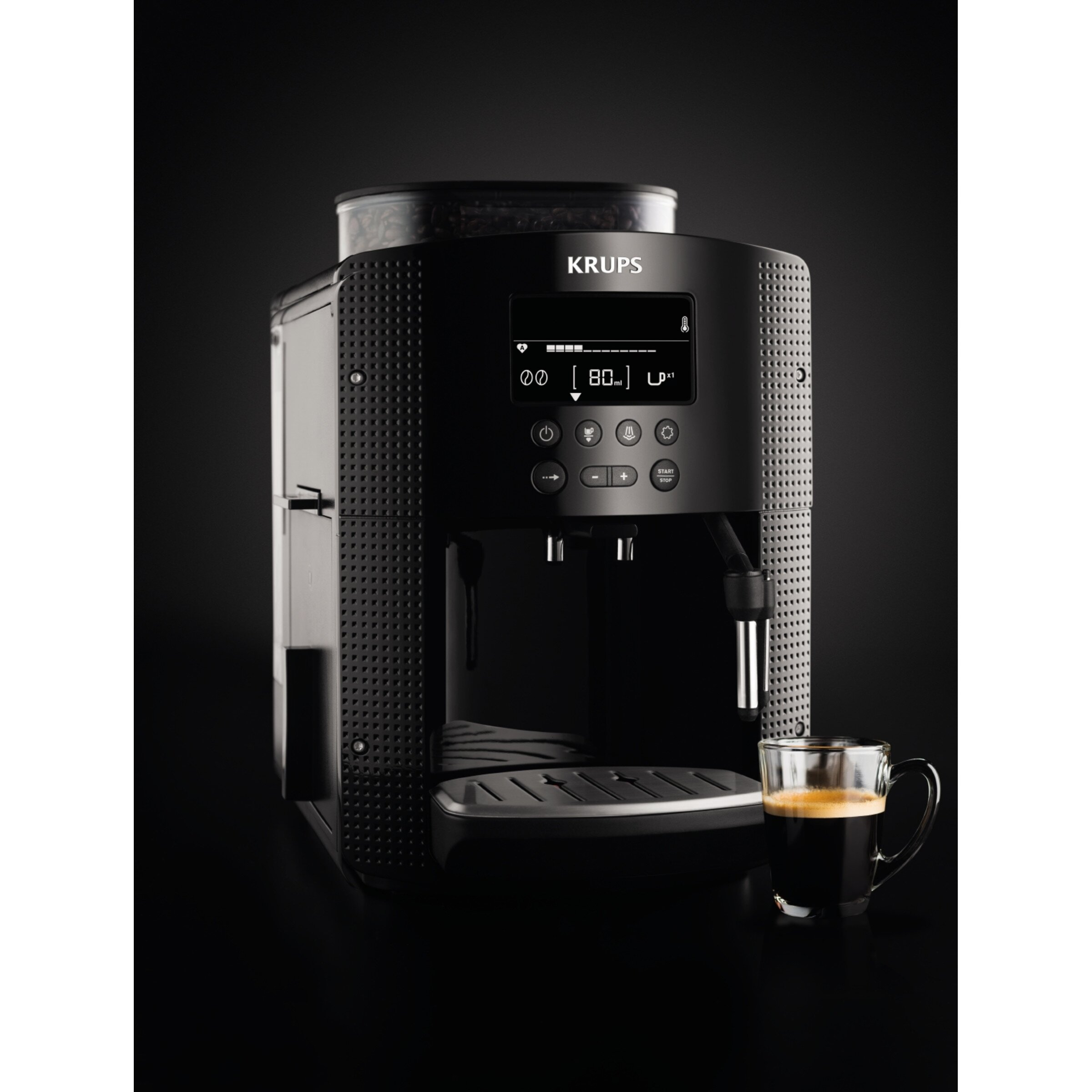 krups small espresso machine