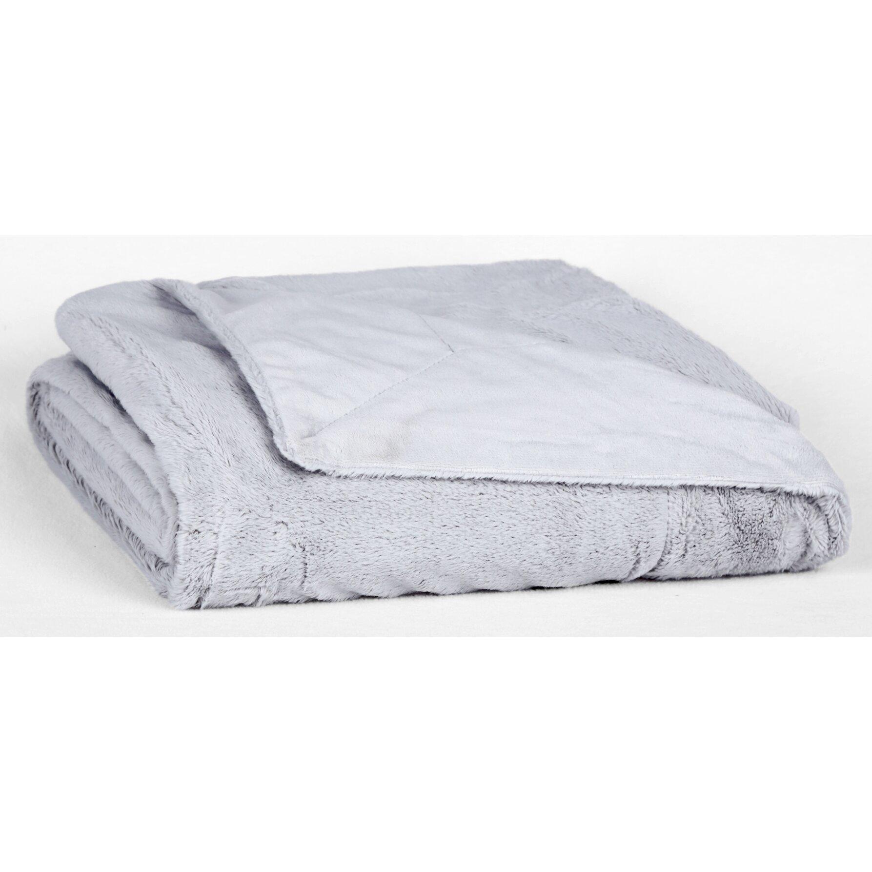Berkshire Blanket Bunnysoft Throw Amp Reviews Wayfair Ca