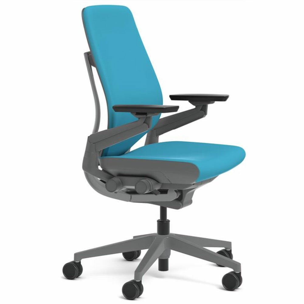 Steelcase Gesture High Back Desk Chair & Reviews