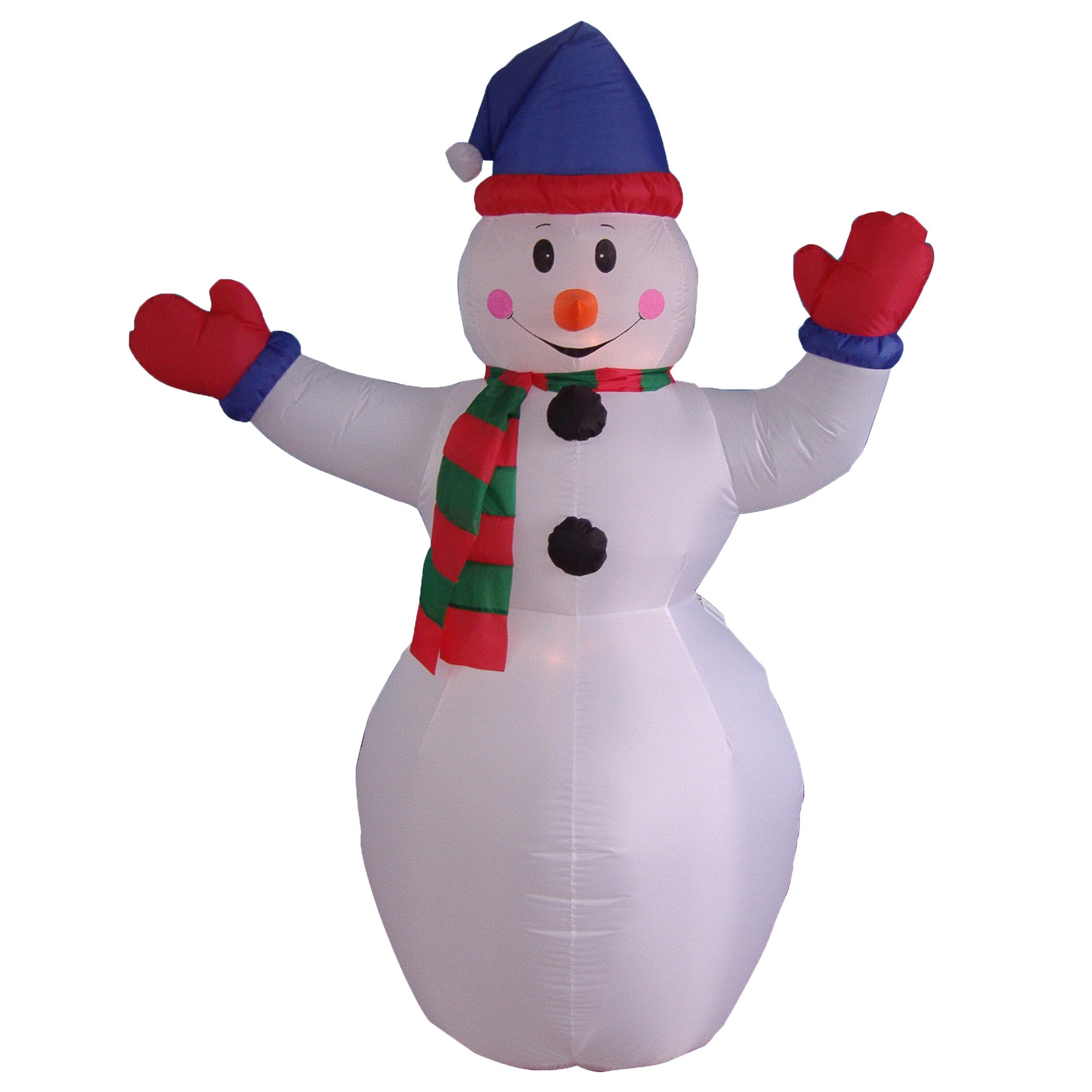 Christmas Inflatable Snowman Decoration