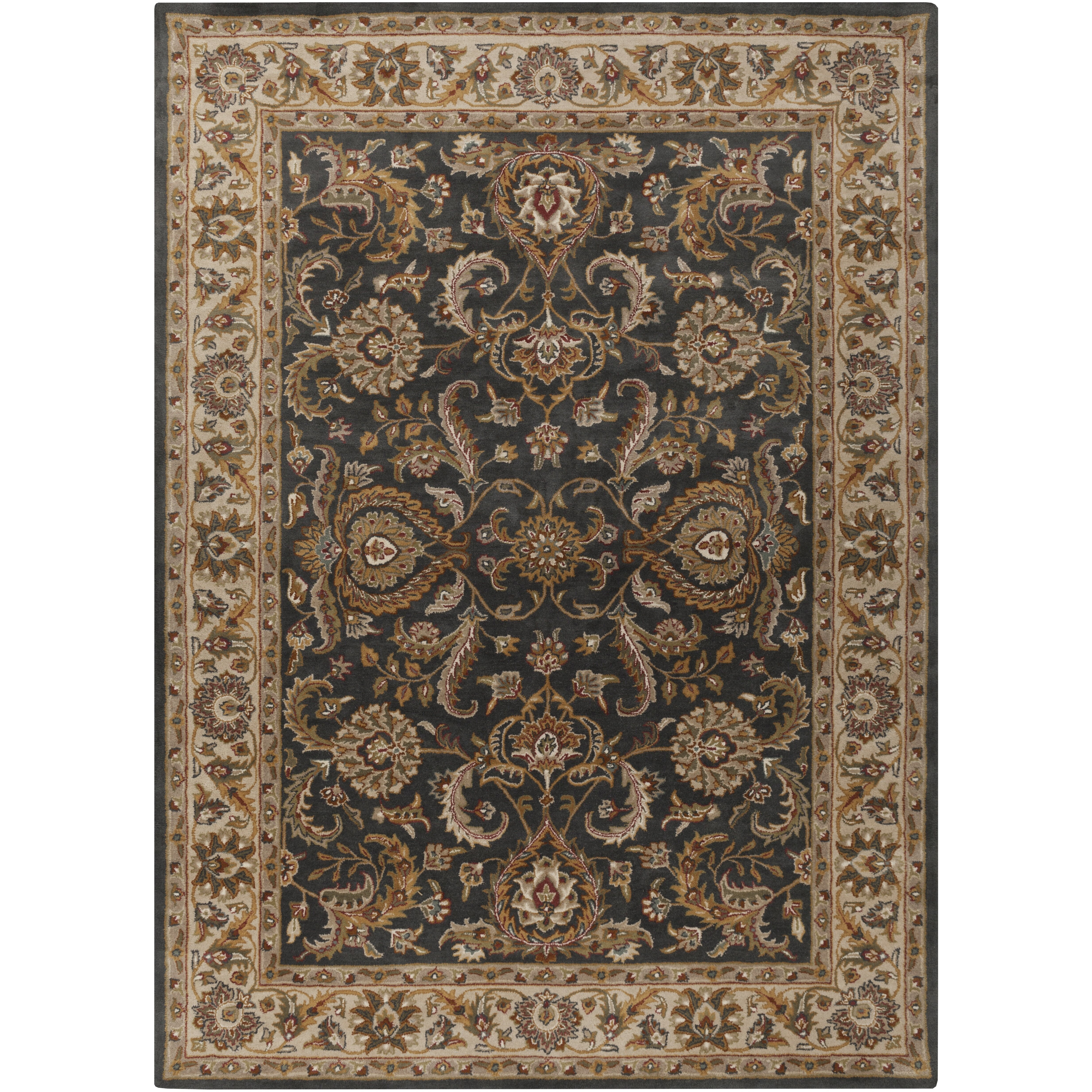 Artistic Weavers Middleton Georgia Charcoal Ivory Area Rug