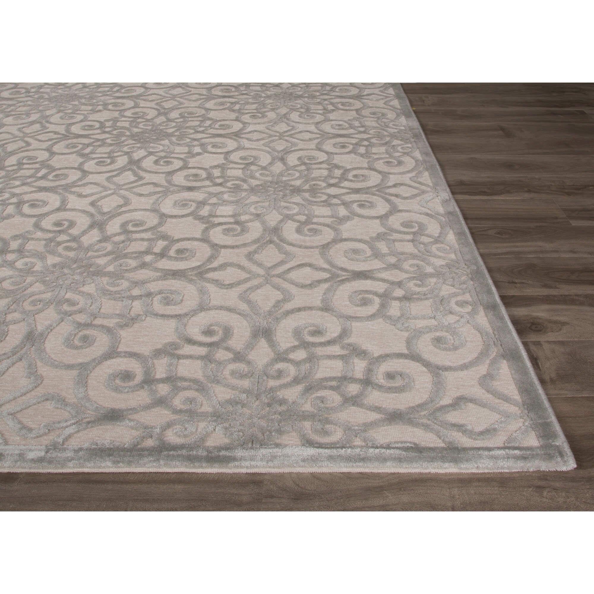 Jaipurliving fables ivory gray area rug wayfair for Carpets and area rugs