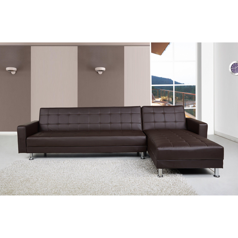 leader lifestyle spencer modular corner sofa bed reviews. Black Bedroom Furniture Sets. Home Design Ideas