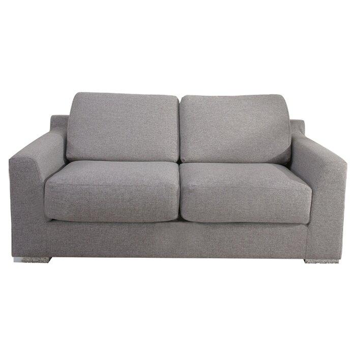 Leader Lifestyle Paris 2 Seater Fold Out Sofa Bed Reviews Wayfair Uk