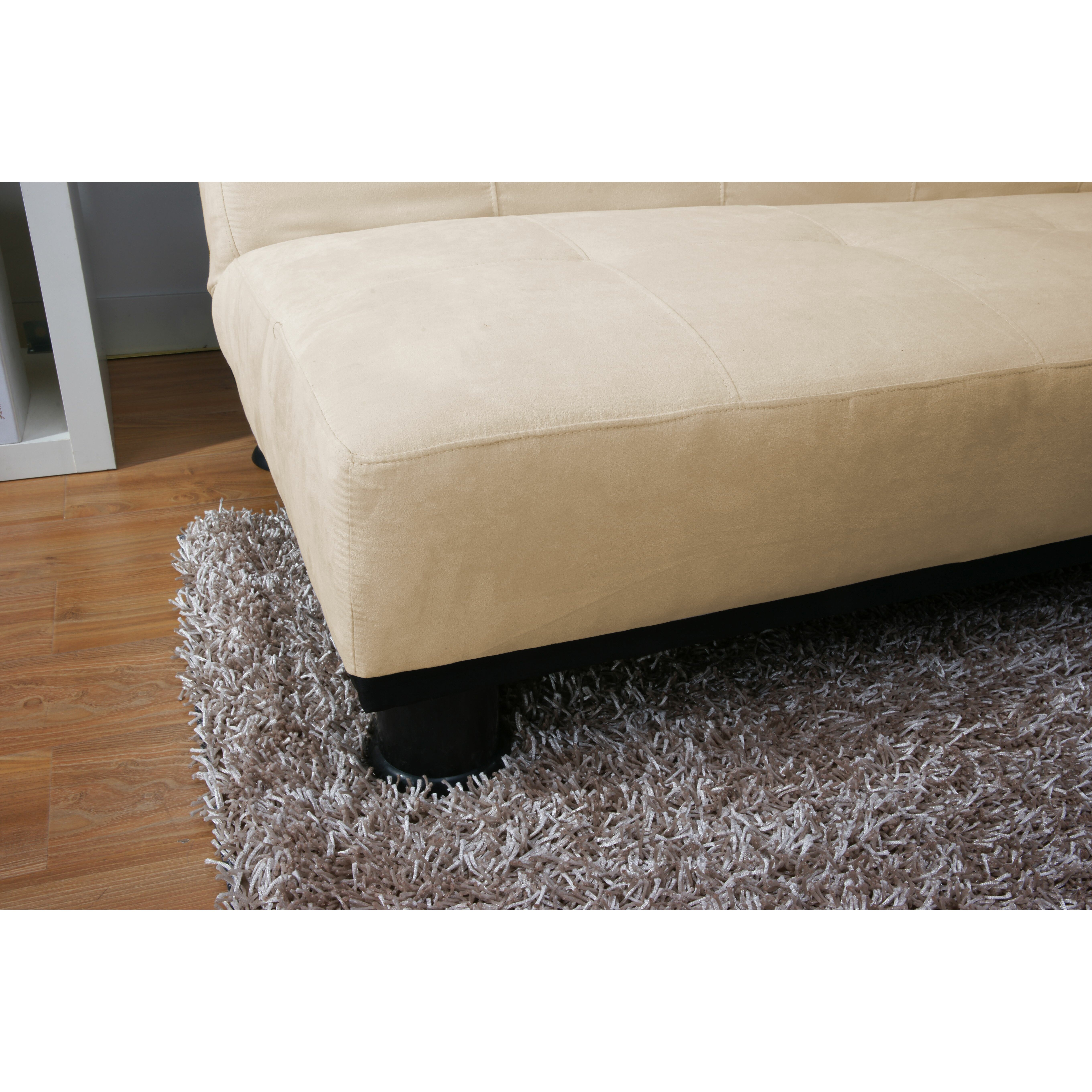 Leader Lifestyle Ismi 3 Seater Clic Clac Sofa Bed