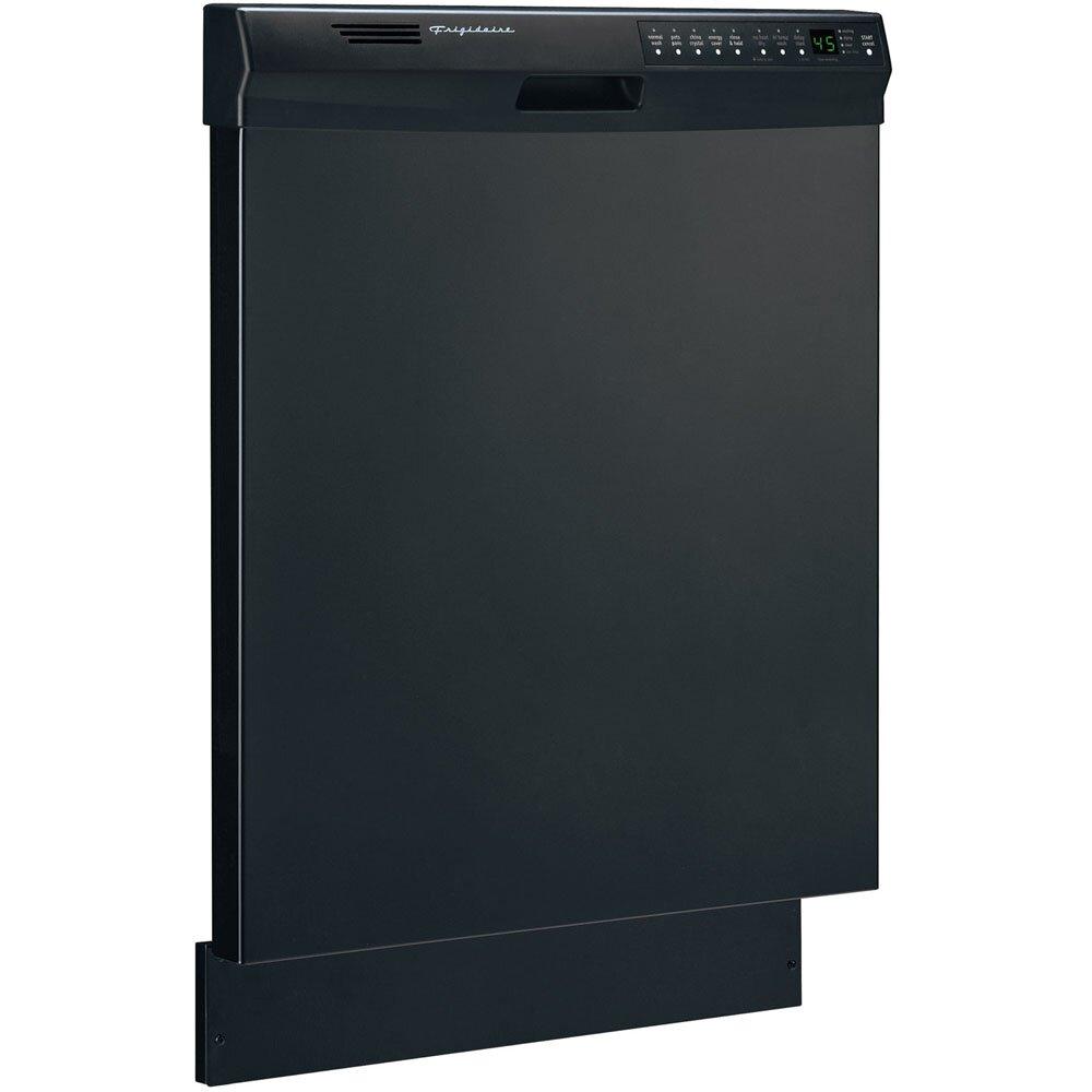 "Frigidaire 24 In Black Built In Dishwasher: Frigidaire 24"" Built-In Dishwasher"