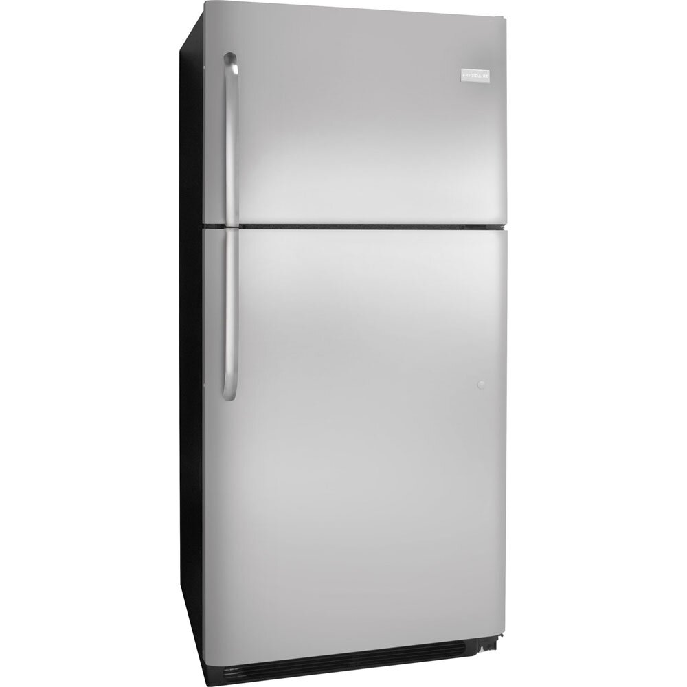 frigidaire 20 3 cu ft top freezer refrigerator reviews wayfair. Black Bedroom Furniture Sets. Home Design Ideas
