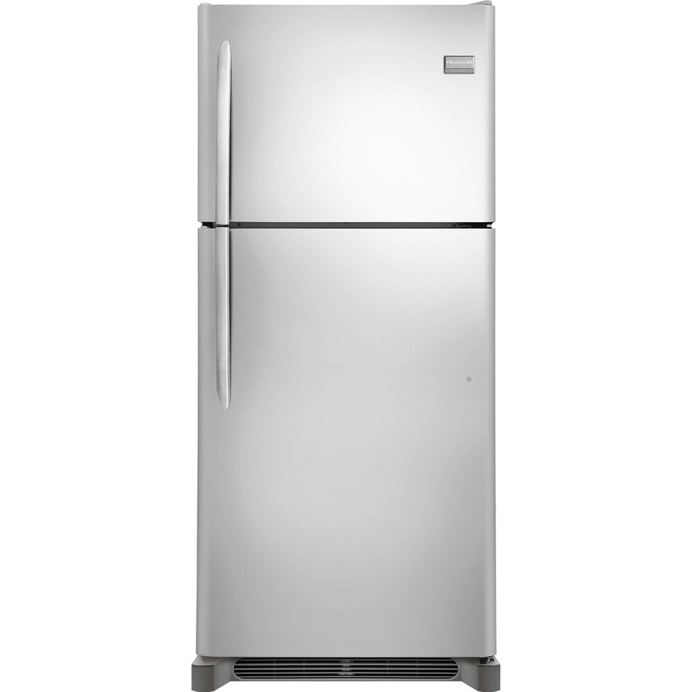 frigidaire 20 4 cu ft top freezer refrigerator wayfair. Black Bedroom Furniture Sets. Home Design Ideas