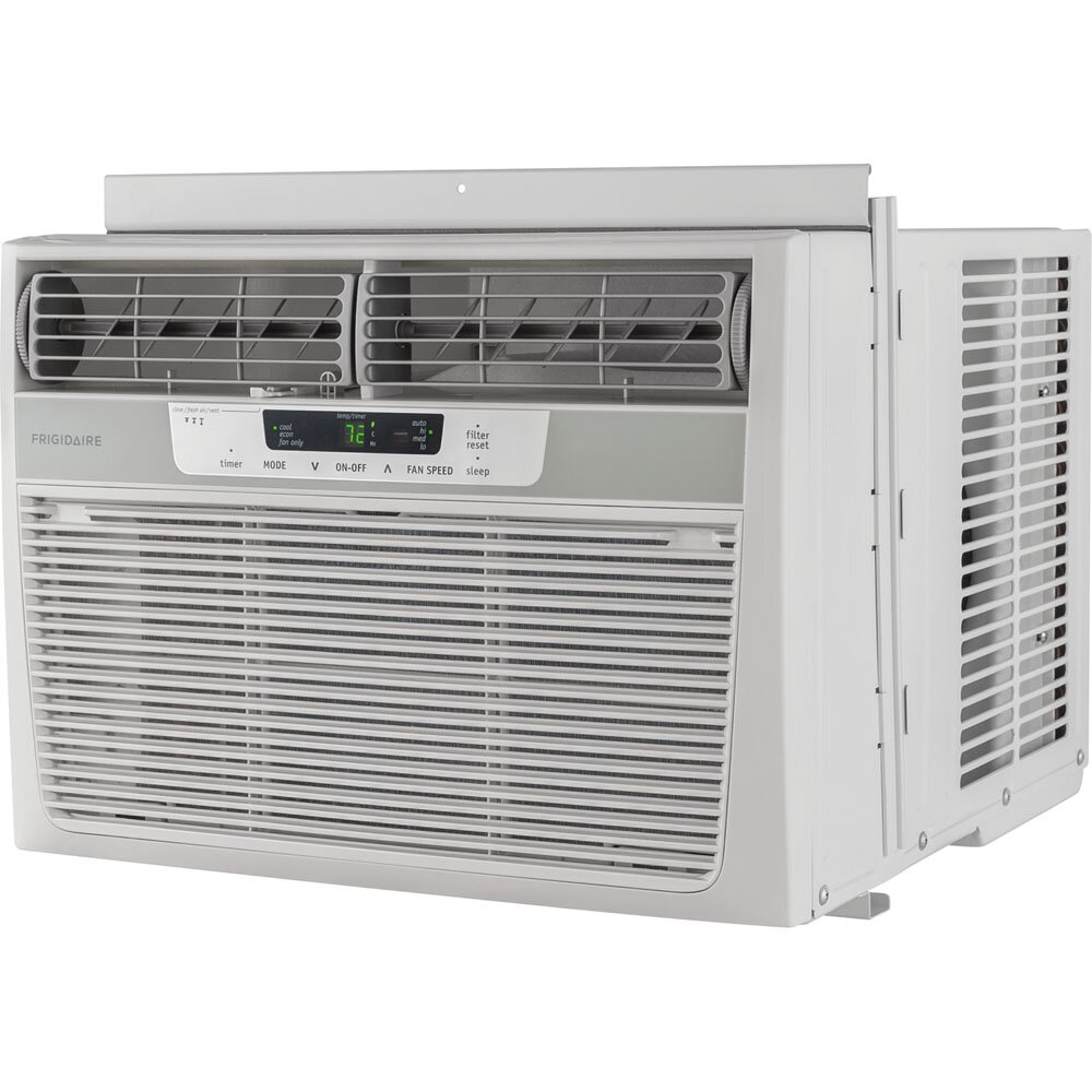 Frigidaire 10 000 btu window air conditioner reviews wayfair - Bedroom air conditioner ...